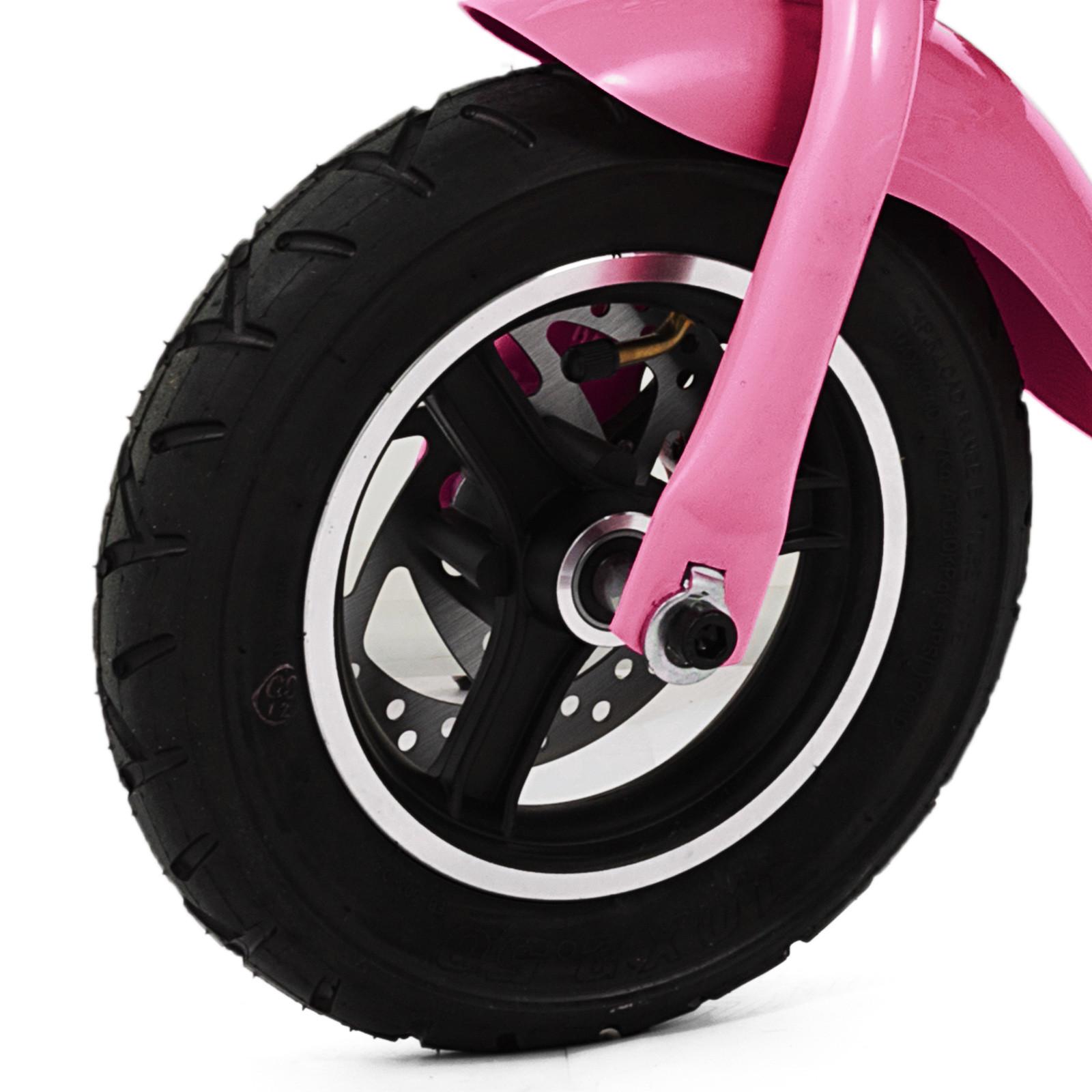 Folding-Electric-Bicycle-E-Bike-36v-battery-amp-400-Watt-Motor-Portable-eBike-FF thumbnail 35