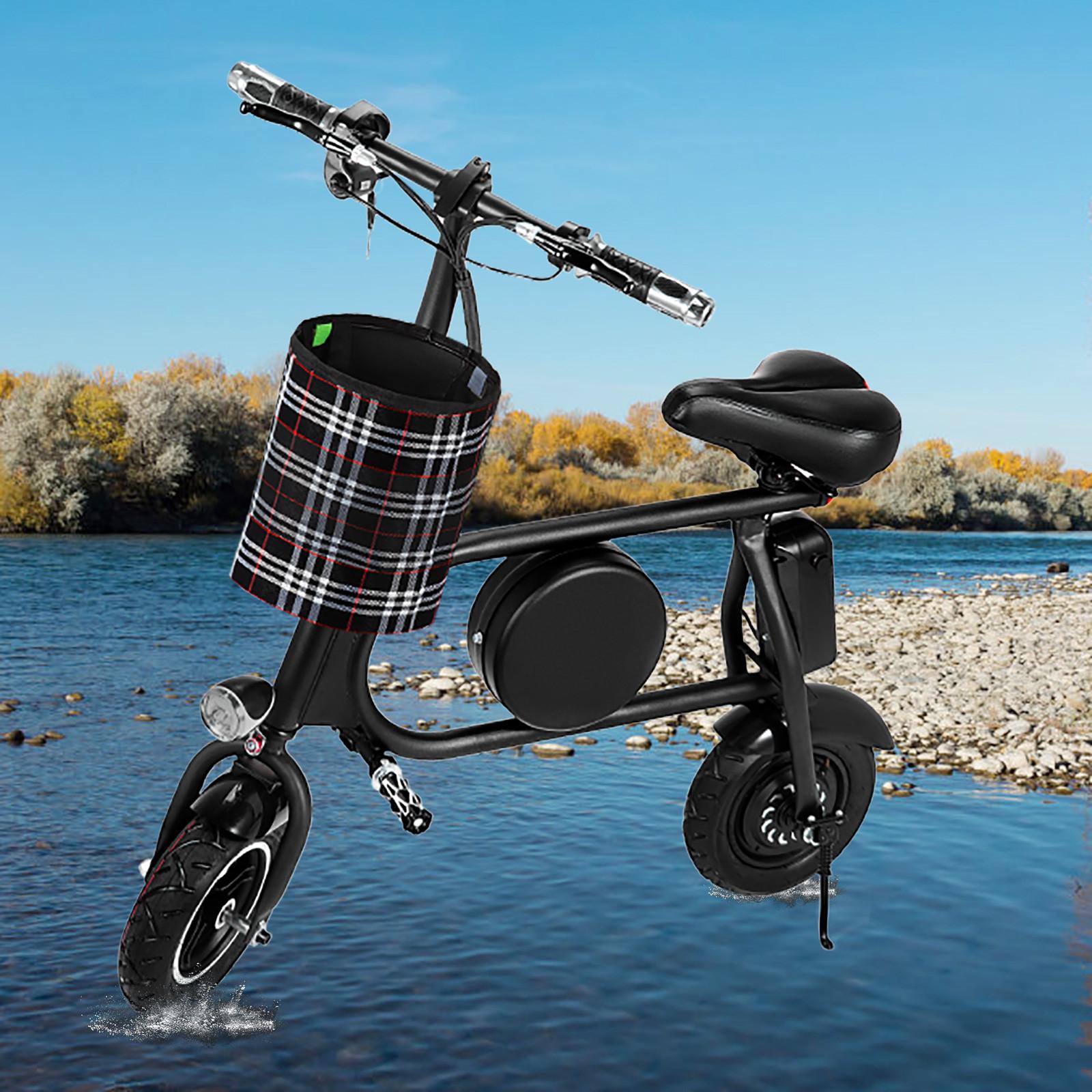 Folding-Electric-Bicycle-E-Bike-36v-battery-amp-400-Watt-Motor-Portable-eBike-FF thumbnail 60