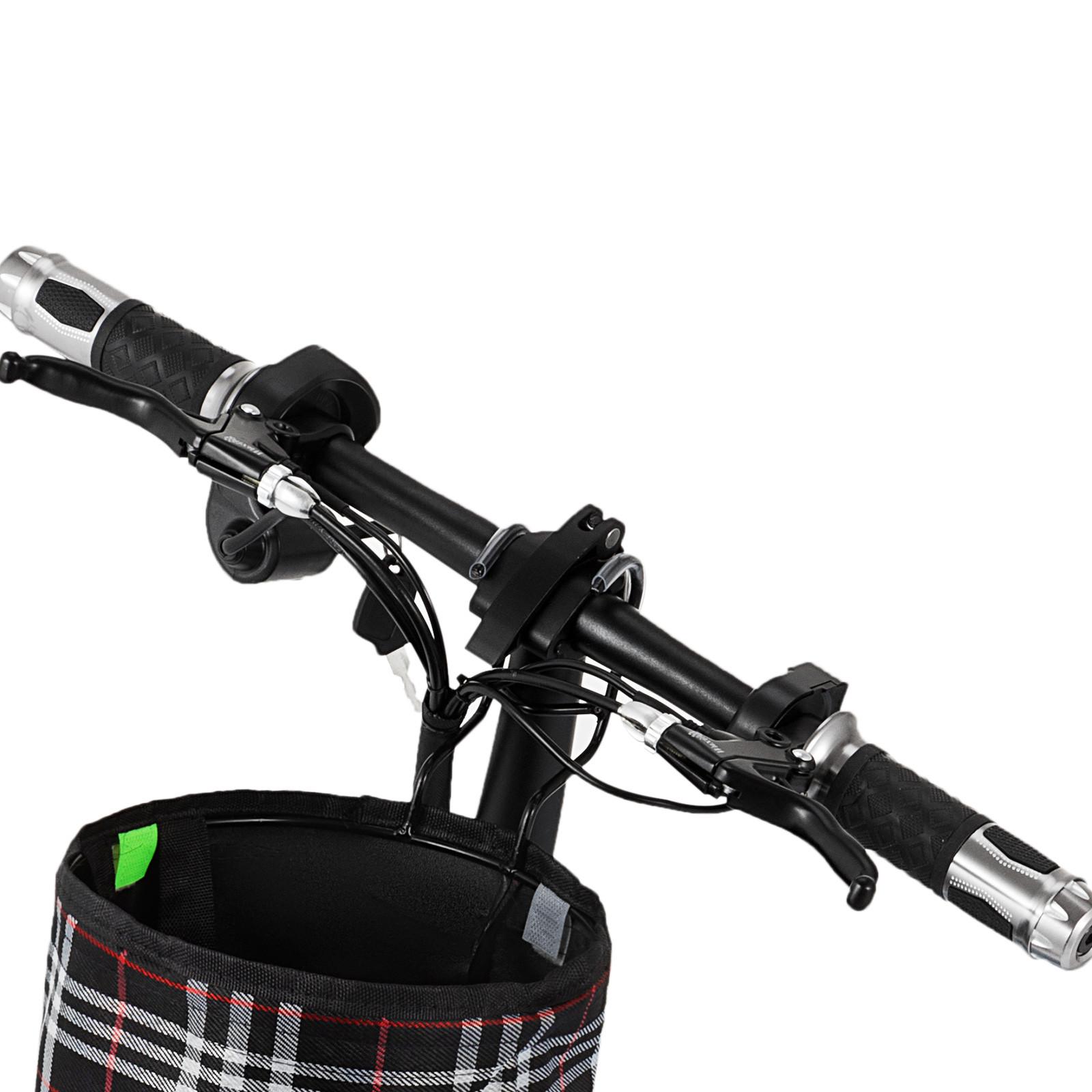 Folding-Electric-Bicycle-E-Bike-36v-battery-amp-400-Watt-Motor-Portable-eBike-FF thumbnail 19