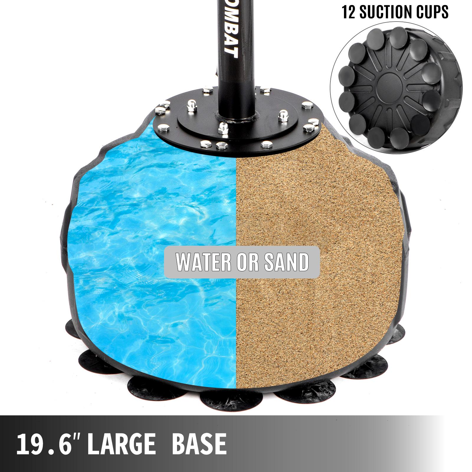 Reflex Bag FreestandingHeight Adjust Spinning BarSpeed bag Stand Up Training