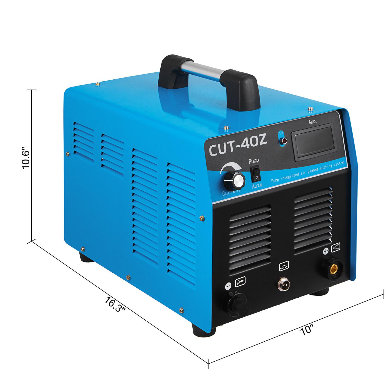 40-85A-Plasma-Cutter-Built-In-Air-Compressor-Inverter-Cutting-Machine-Cut-35mm thumbnail 14