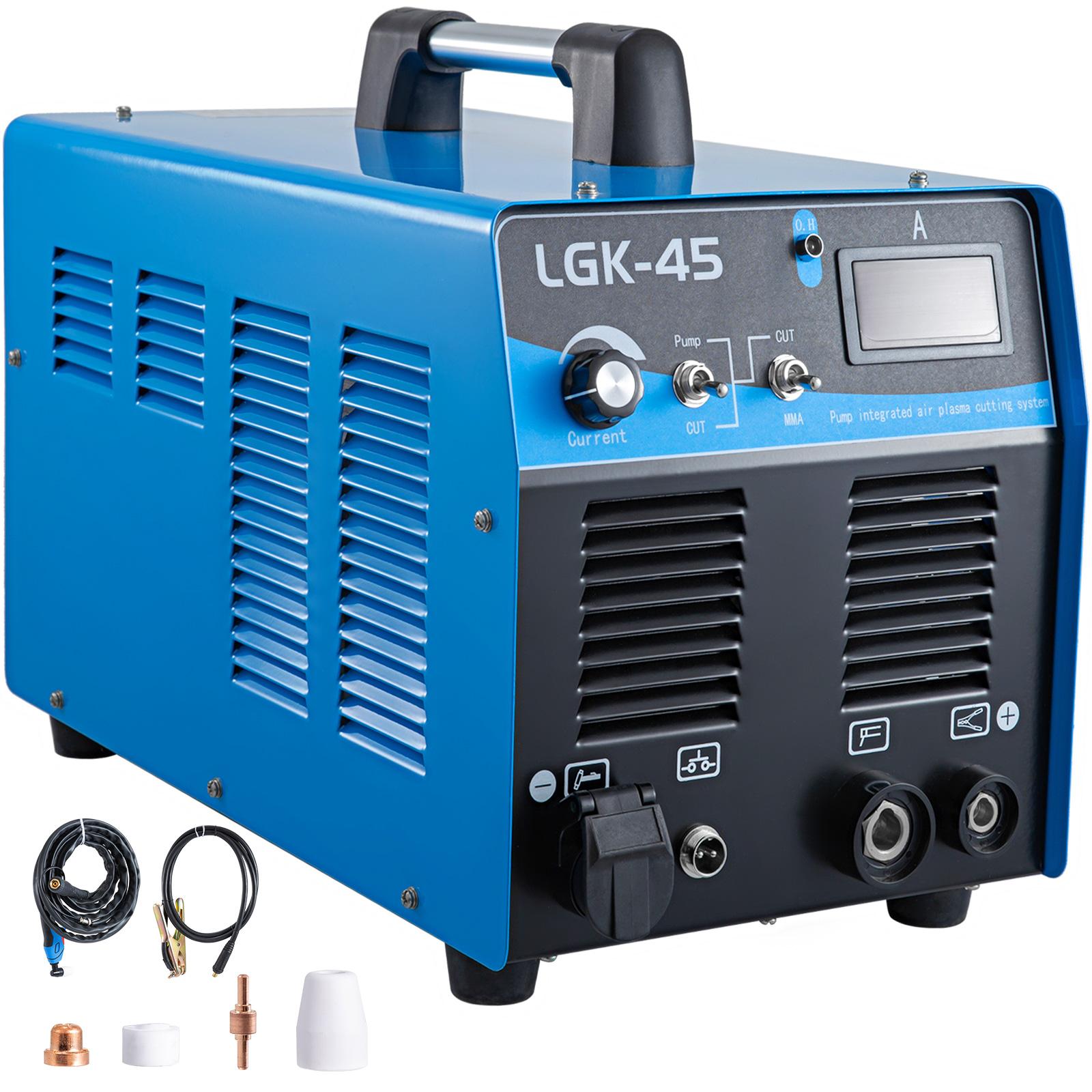 40-85A-Plasma-Cutter-Built-In-Air-Compressor-Inverter-Cutting-Machine-Cut-35mm thumbnail 25