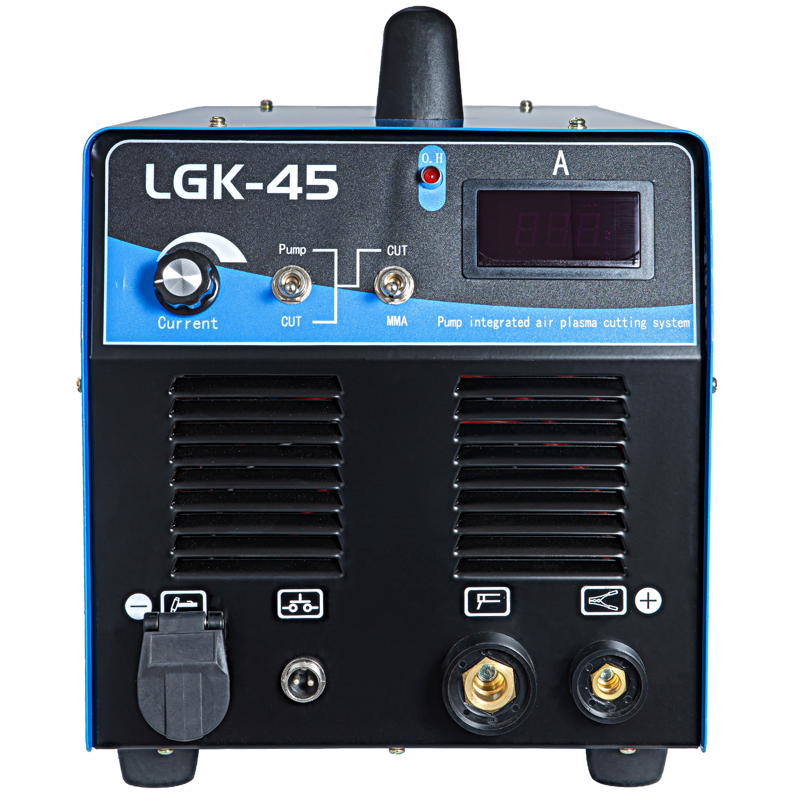 40-85A-Plasma-Cutter-Built-In-Air-Compressor-Inverter-Cutting-Machine-Cut-35mm thumbnail 34