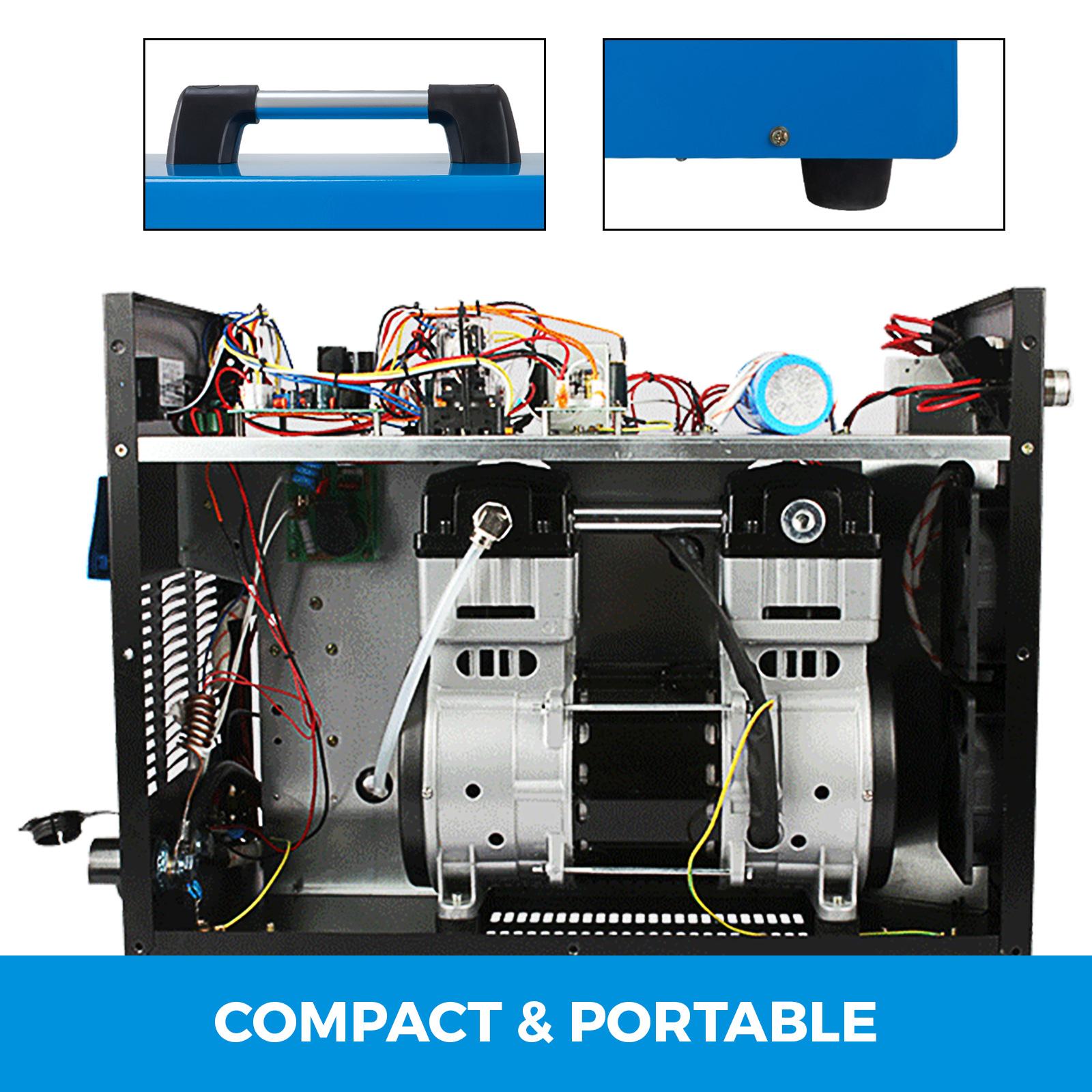 40-85A-Plasma-Cutter-Built-In-Air-Compressor-Inverter-Cutting-Machine-Cut-35mm thumbnail 30