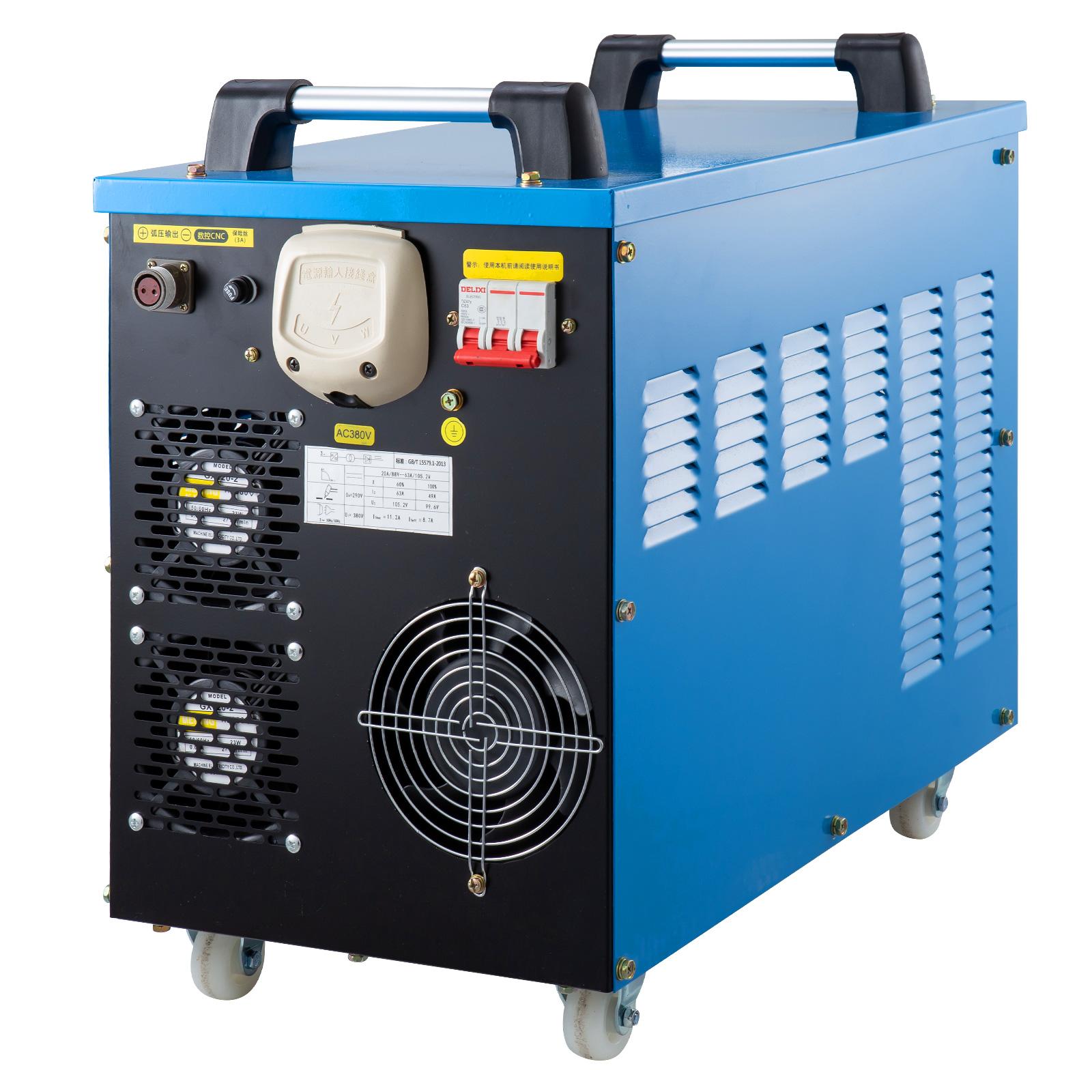 40-85A-Plasma-Cutter-Built-In-Air-Compressor-Inverter-Cutting-Machine-Cut-35mm thumbnail 47