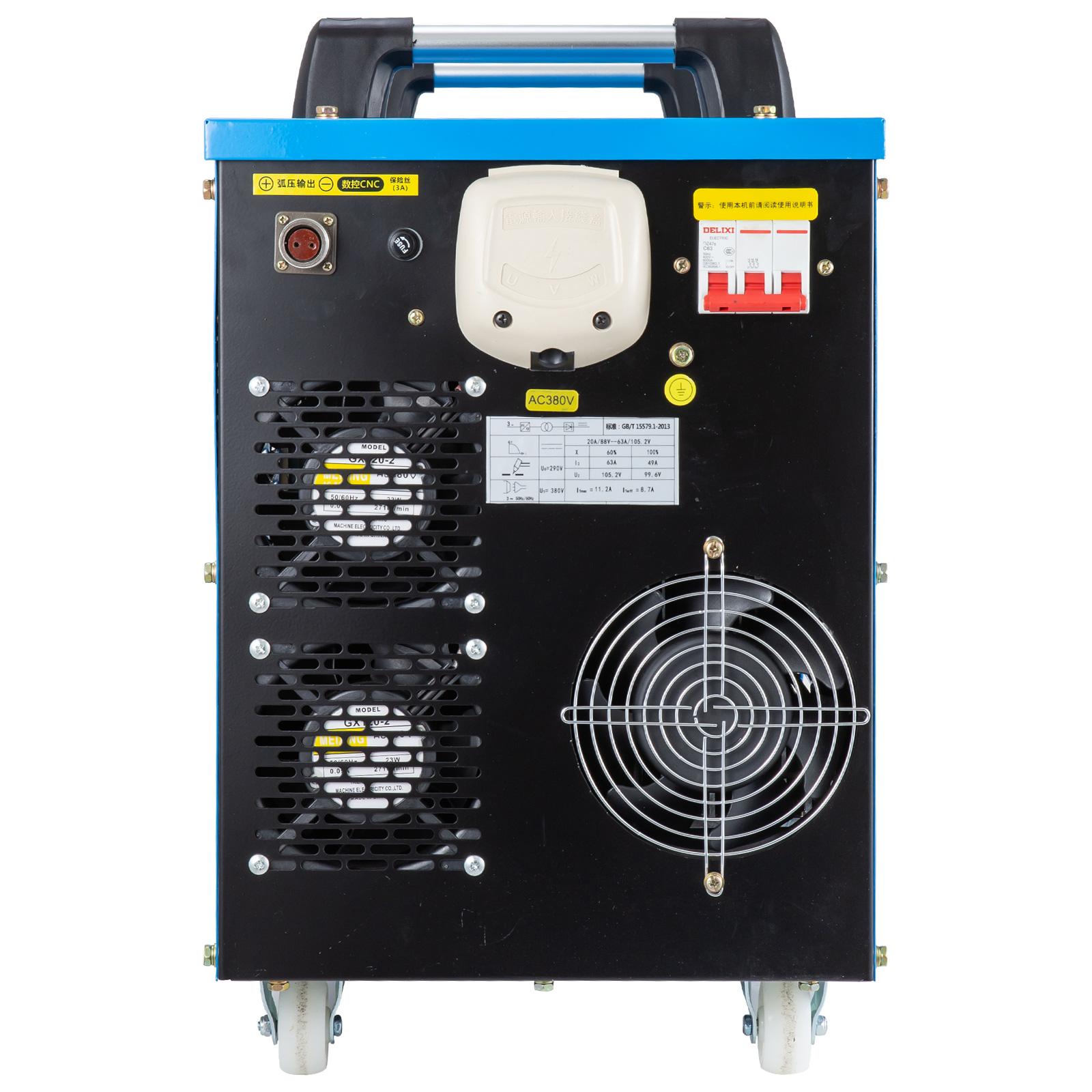 40-85A-Plasma-Cutter-Built-In-Air-Compressor-Inverter-Cutting-Machine-Cut-35mm thumbnail 60