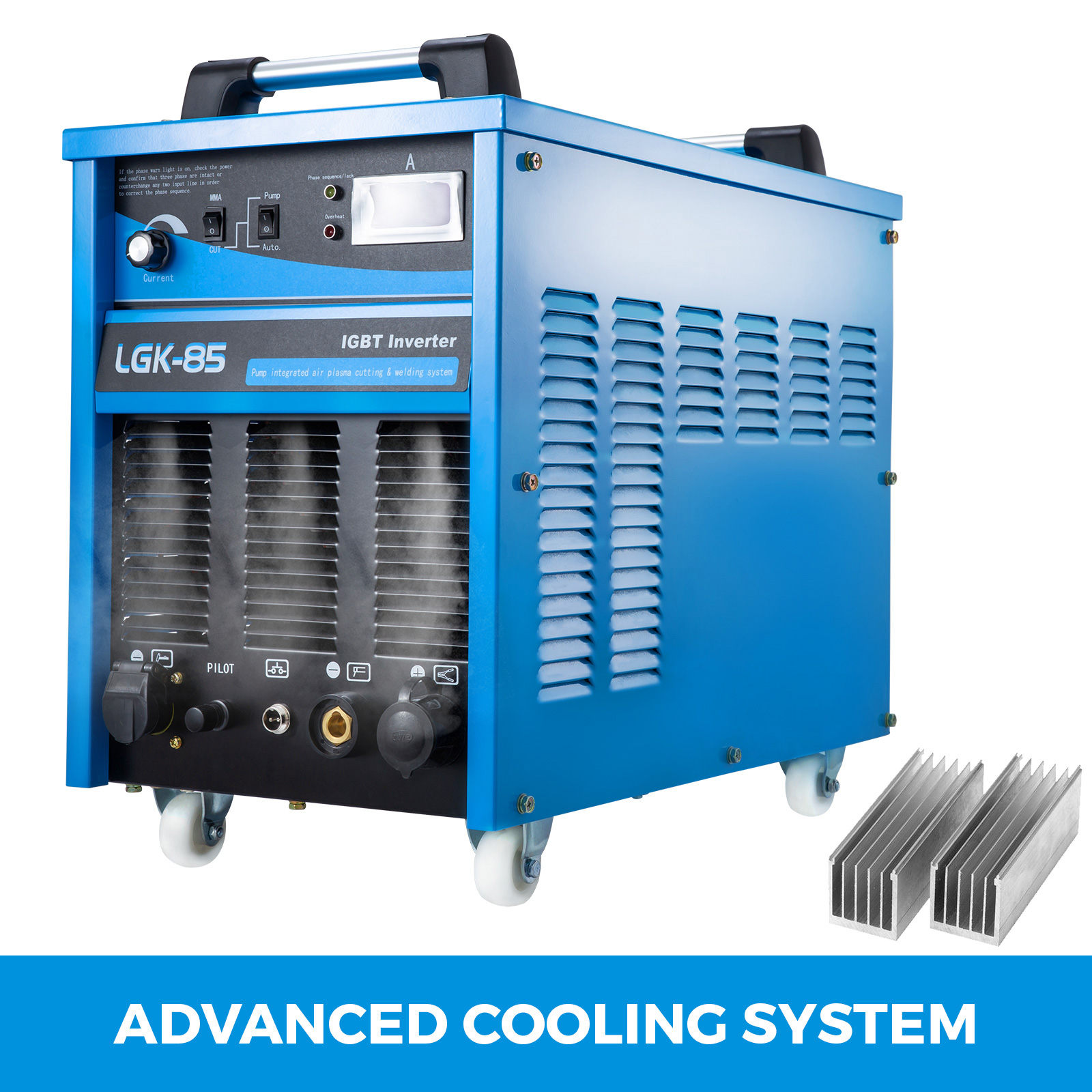 40-85A-Plasma-Cutter-Built-In-Air-Compressor-Inverter-Cutting-Machine-Cut-35mm thumbnail 53
