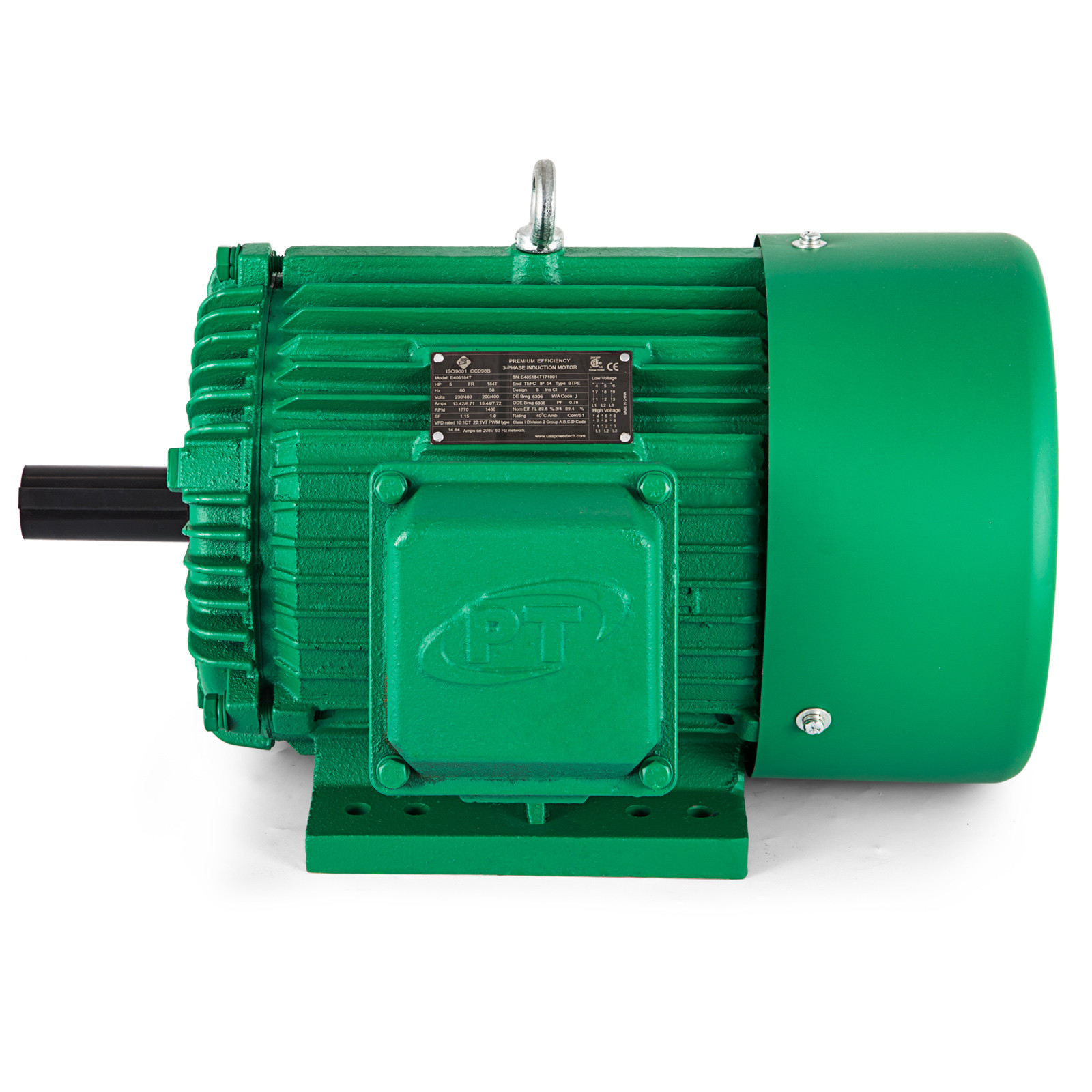 Electric Motor 1 20hp 1phase 3phase 5 8
