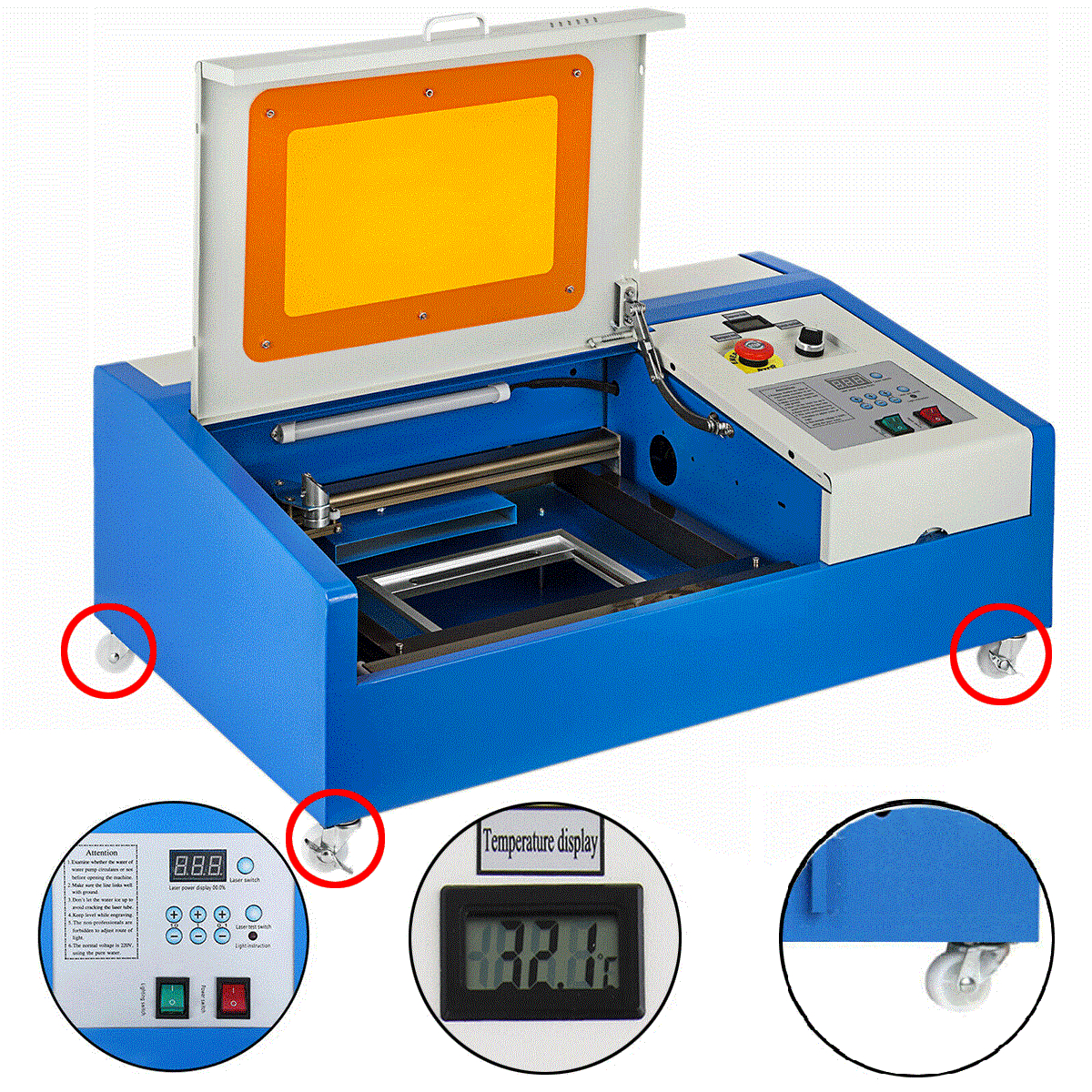 CO2-Usb-Laser-Engraving-Cutting-Machine-Engraver-Cutter-Air-Assist-Carving thumbnail 94