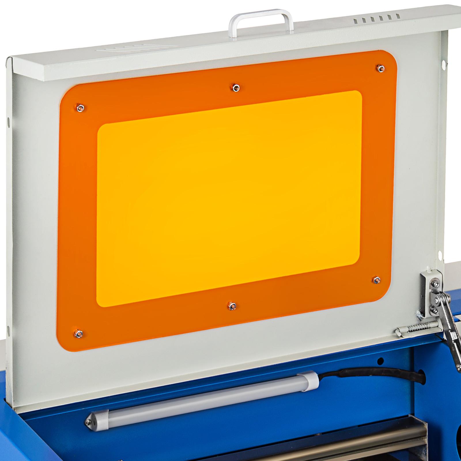 Macchina-per-Incisione-Laser-CO2-40-130W-Asse-Rotante-Tagliatrice-Incisore miniatura 104