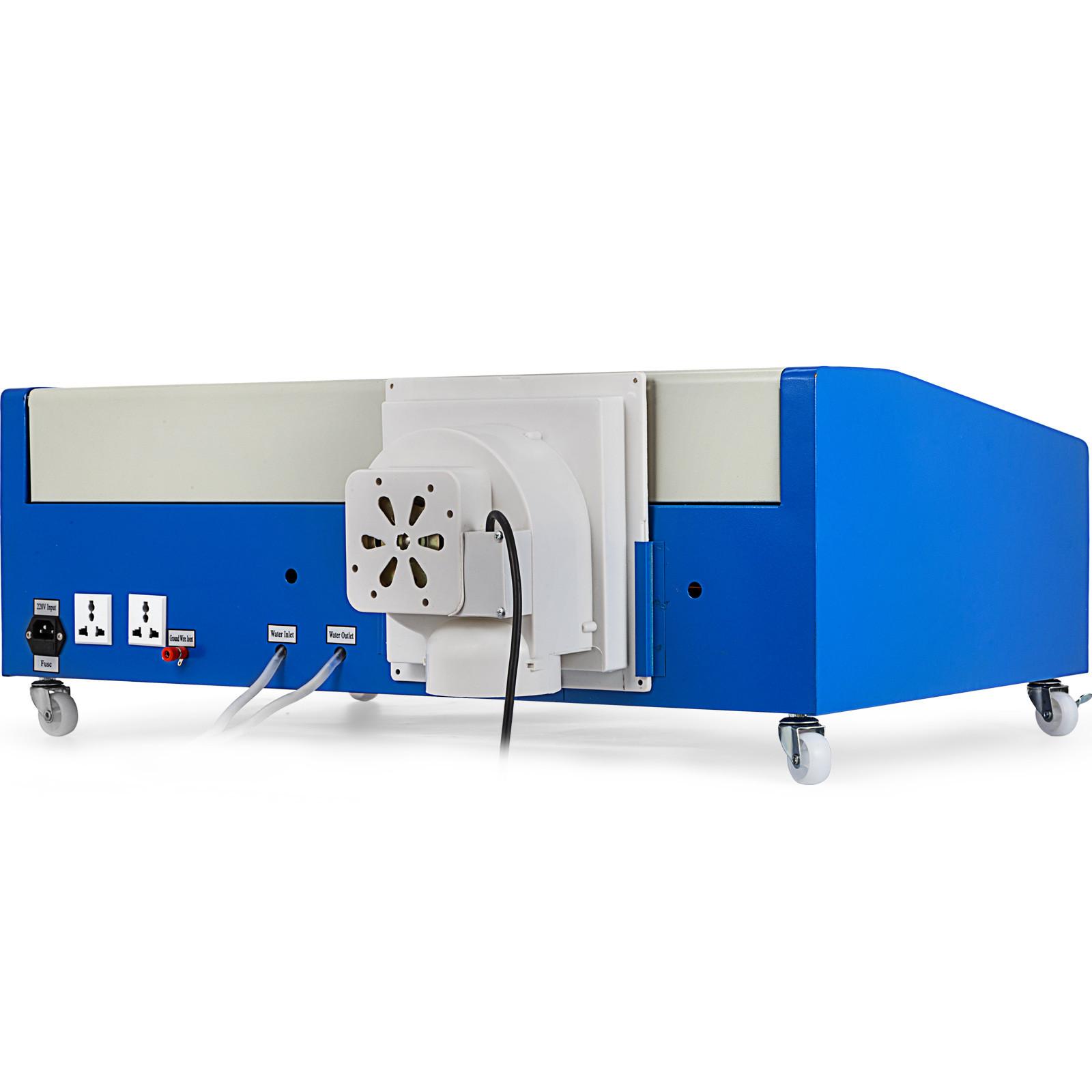 Macchina-per-Incisione-Laser-CO2-40-130W-Asse-Rotante-Tagliatrice-Incisore miniatura 98