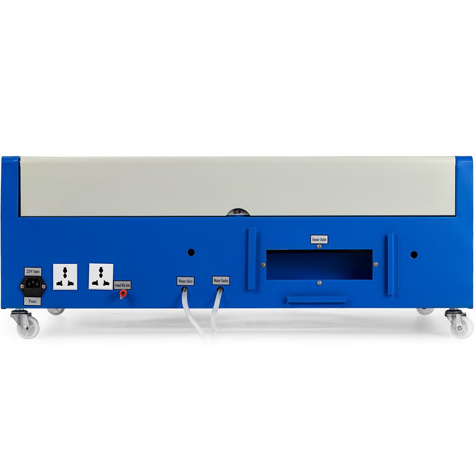 Macchina-per-Incisione-Laser-CO2-40-130W-Asse-Rotante-Tagliatrice-Incisore miniatura 99