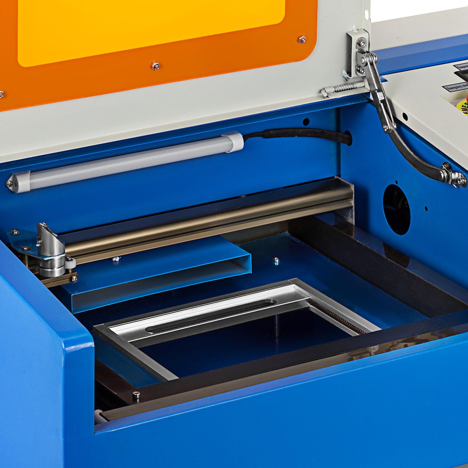 Macchina-per-Incisione-Laser-CO2-40-130W-Asse-Rotante-Tagliatrice-Incisore miniatura 102