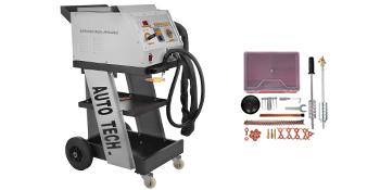 Extracteur de bosse de voiture, Gris, 5600 A