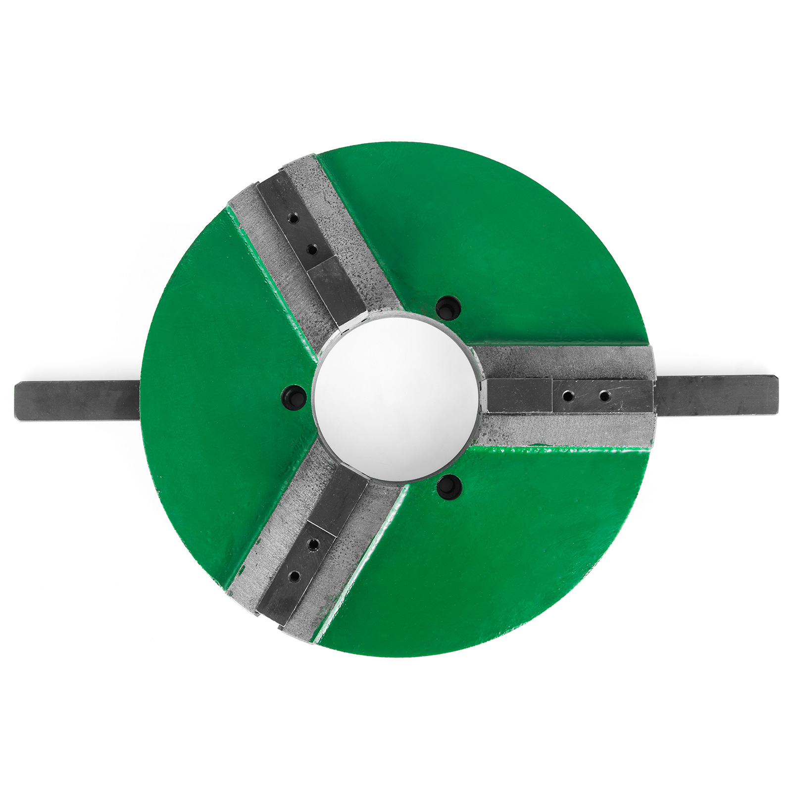3-Jaw Table Chuck WP-200//300 Reversible Self-centering Clamping Milling Flexible