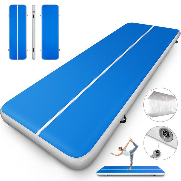 air track gymnastikmatte tumbling matte trainingsmatten. Black Bedroom Furniture Sets. Home Design Ideas