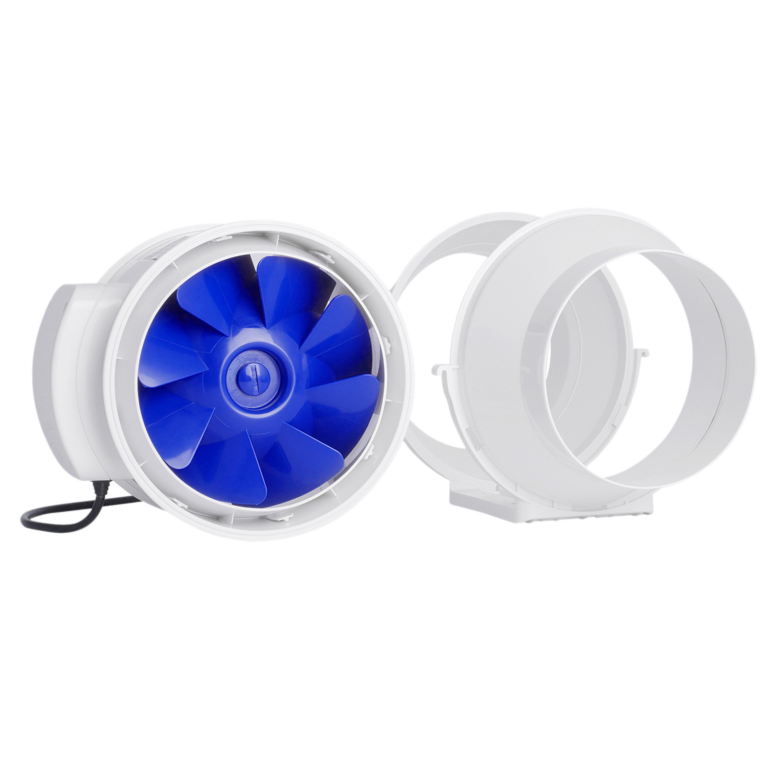 3 4 Quot 5 6 Quot 8 Quot Inline Duct Fan Mixed Flow Exhaust Fan