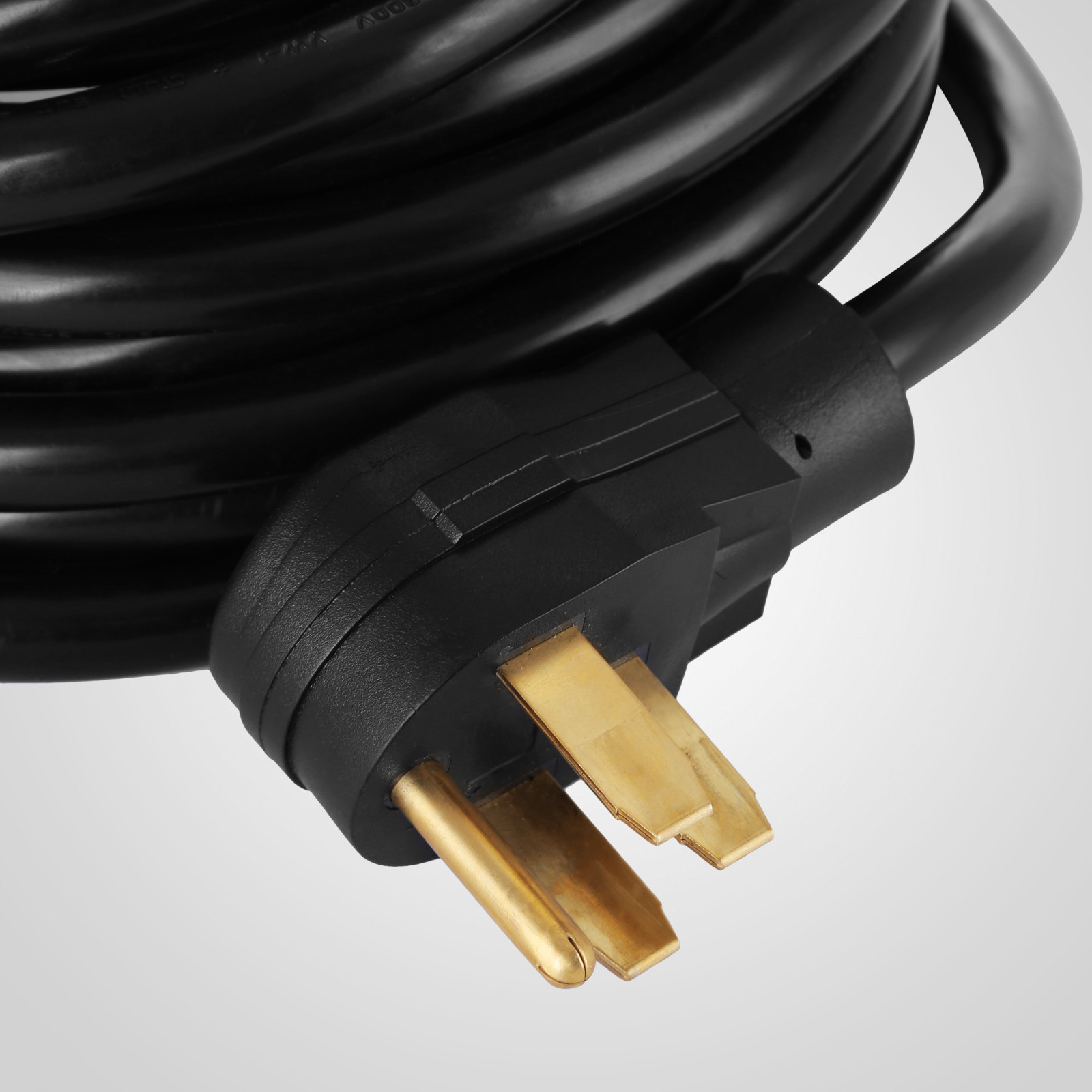 15 25 30 36 50 Foot Rv Extension Cord Power Supply Cable