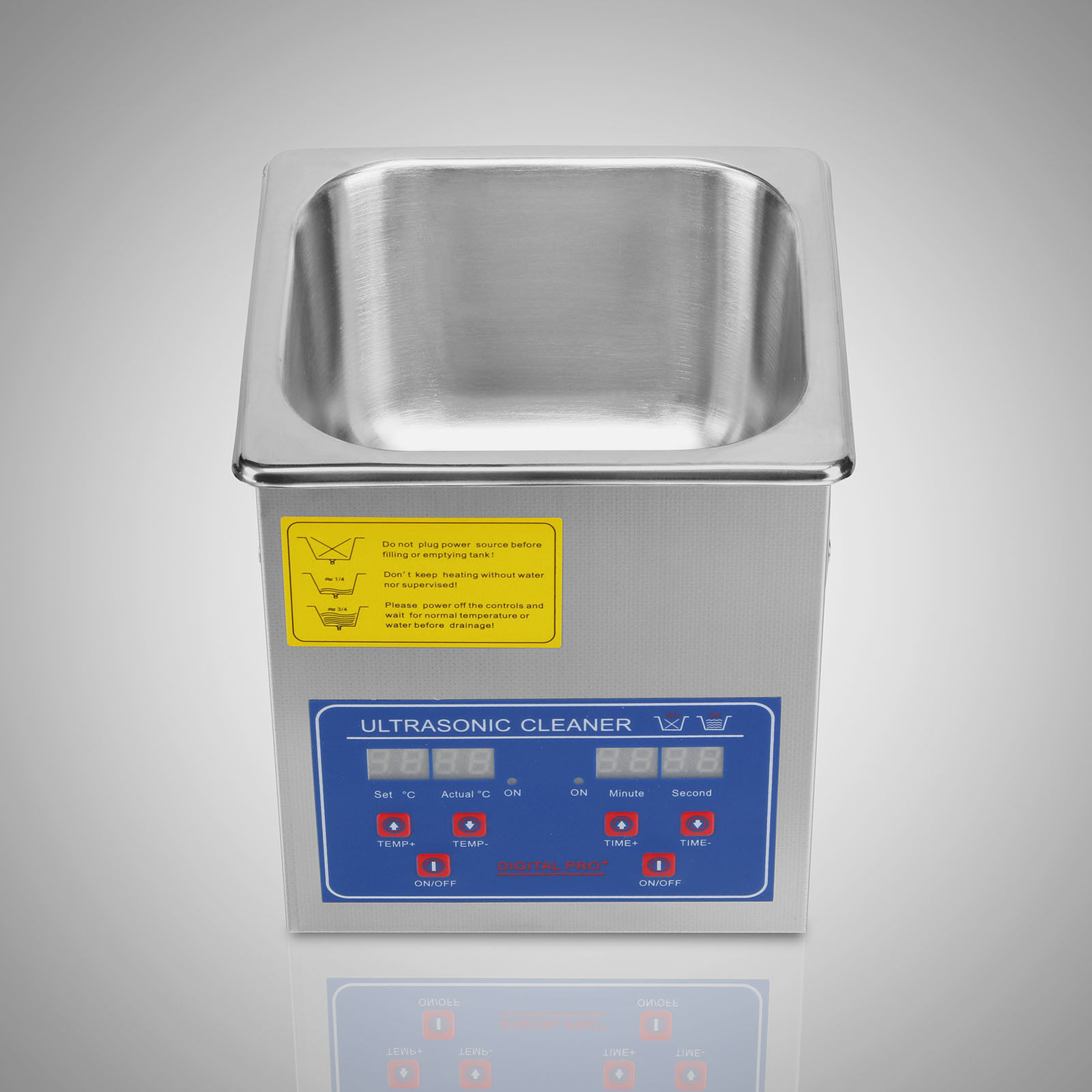 Frequency Ultrasonic Cleaner : Ultrasonic cleaners cleaning supplies l