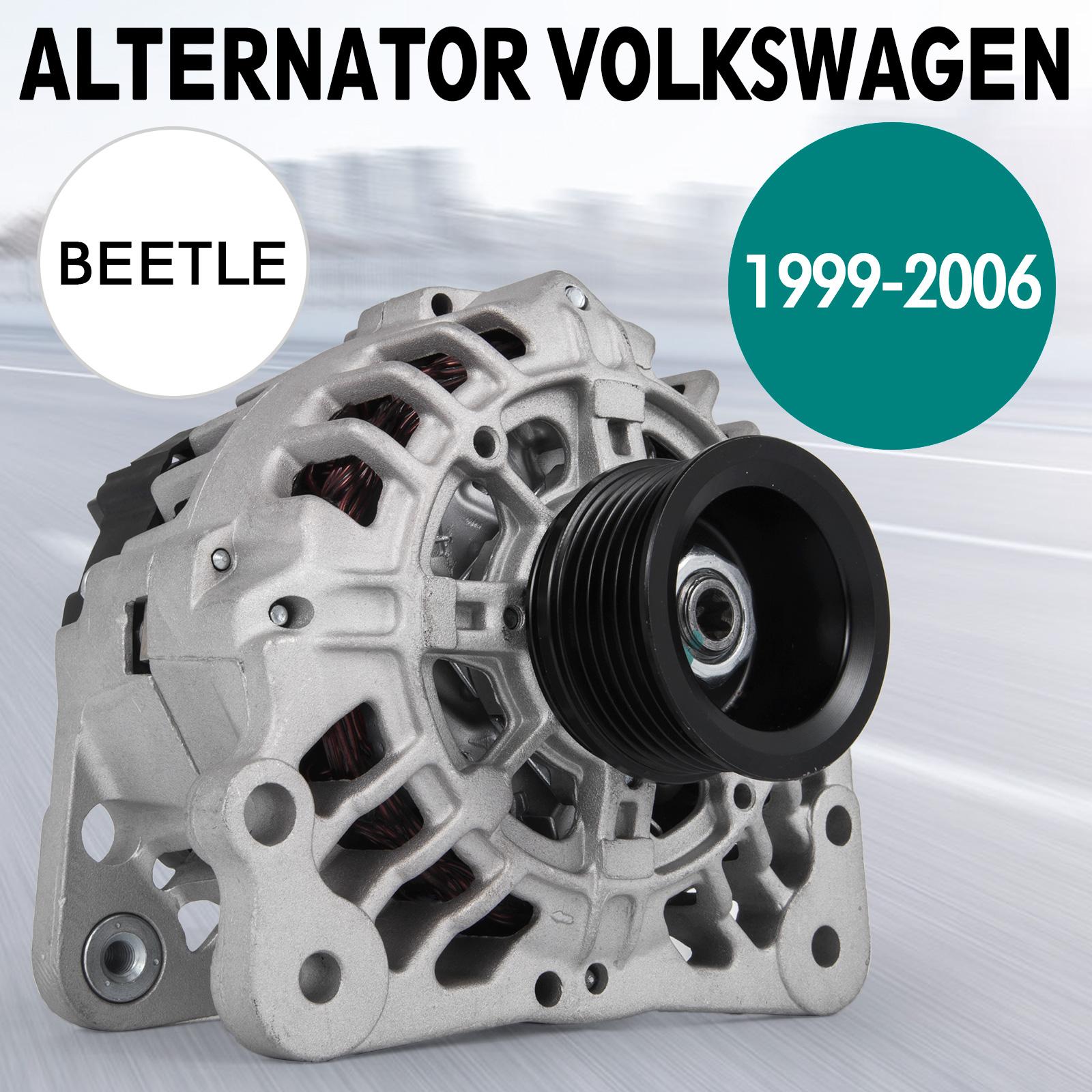 New Alternator VOLKSWAGEN JETTA 2.0L 1999 2000 2001 2002 2003 2004 2005