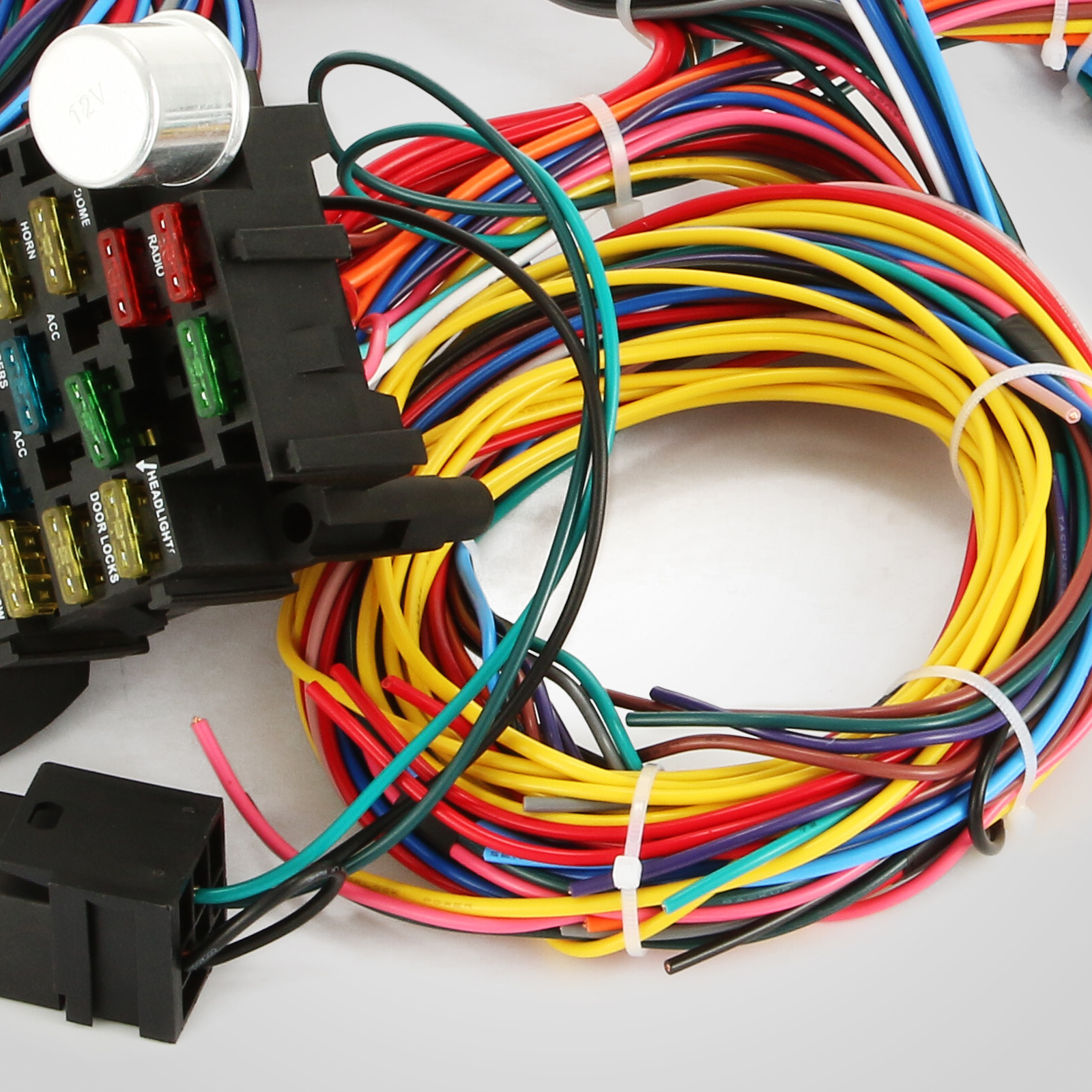 ez wiring 21 circuit harness ply ez wiring 21 circuit diagram for mopar 21 circuit ez wiring harness chevy universal wires install ...