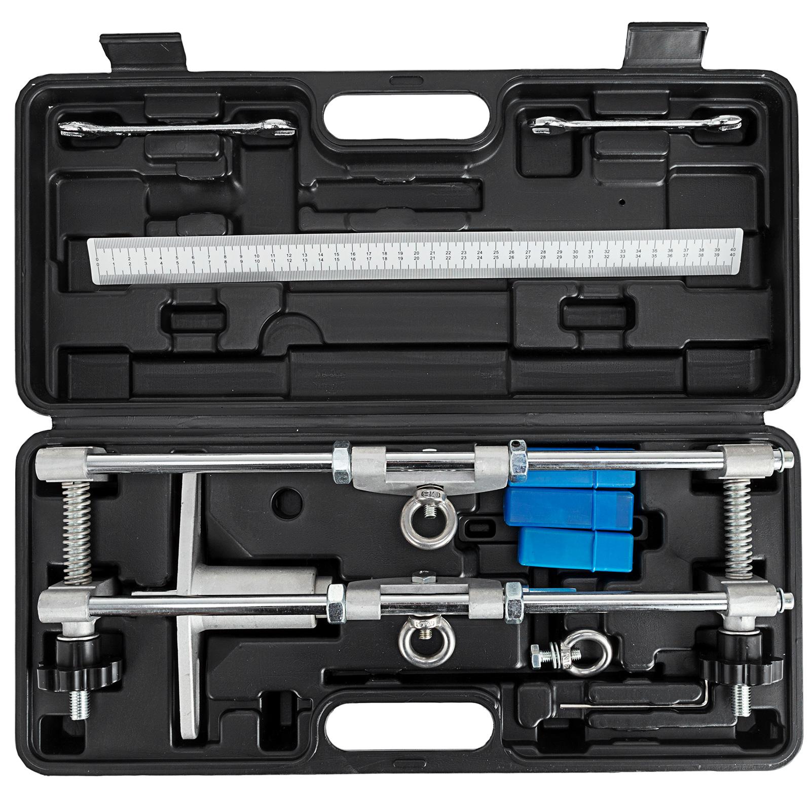 Set Serrure à Mortaise Raccord Porte Serrure Mortiser Kit 3 Cutters 18//22//25mm