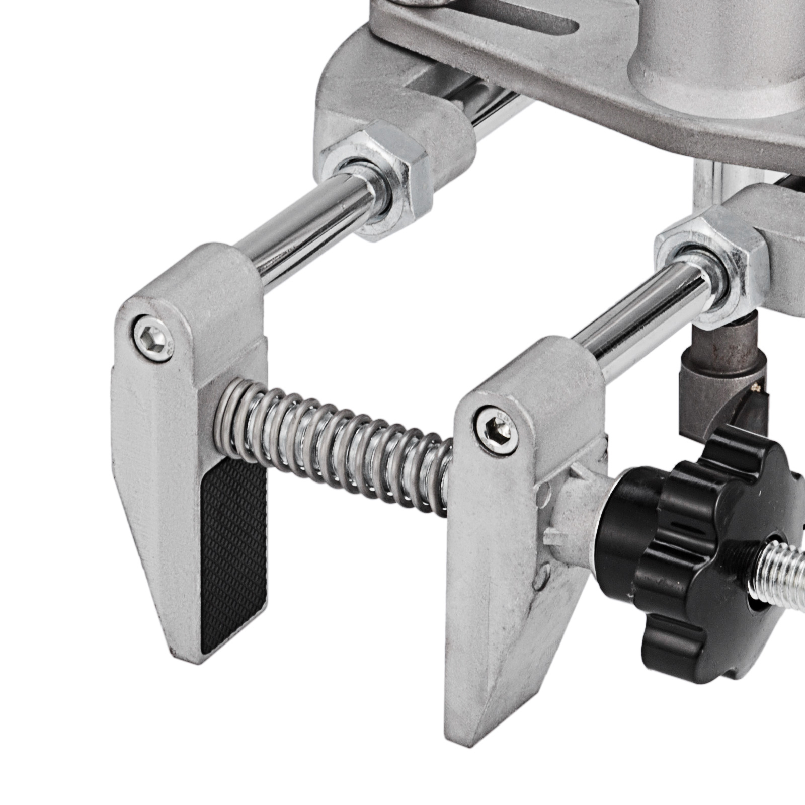 Premium Door Lock Fitting Mortiser Jig Kit Wood Metal Hole Cutter Drill Bit Tool