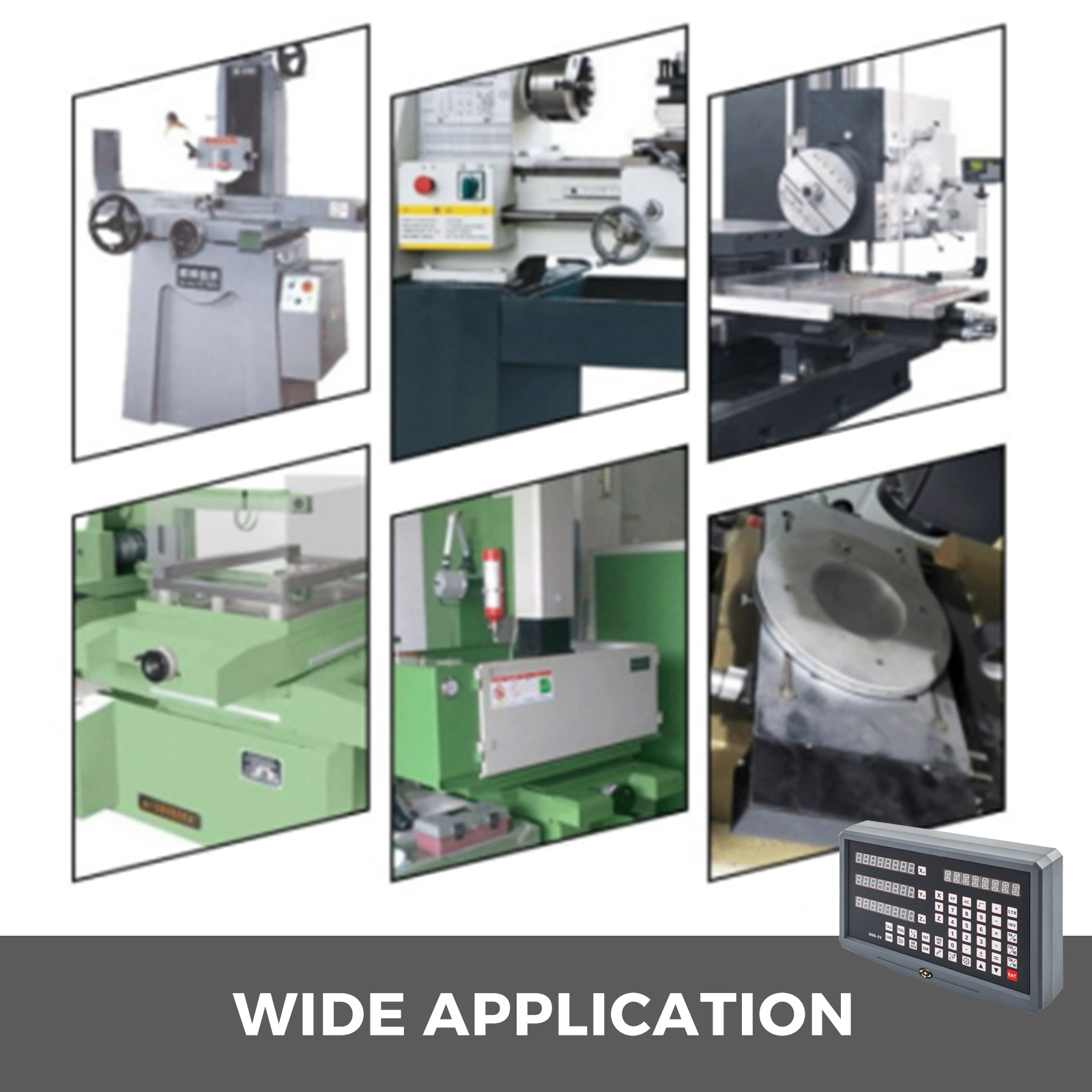 2-3-Axis-Digital-Readout-Linear-Scale-Double-Seal-5-Bearing-System-Grinding thumbnail 267