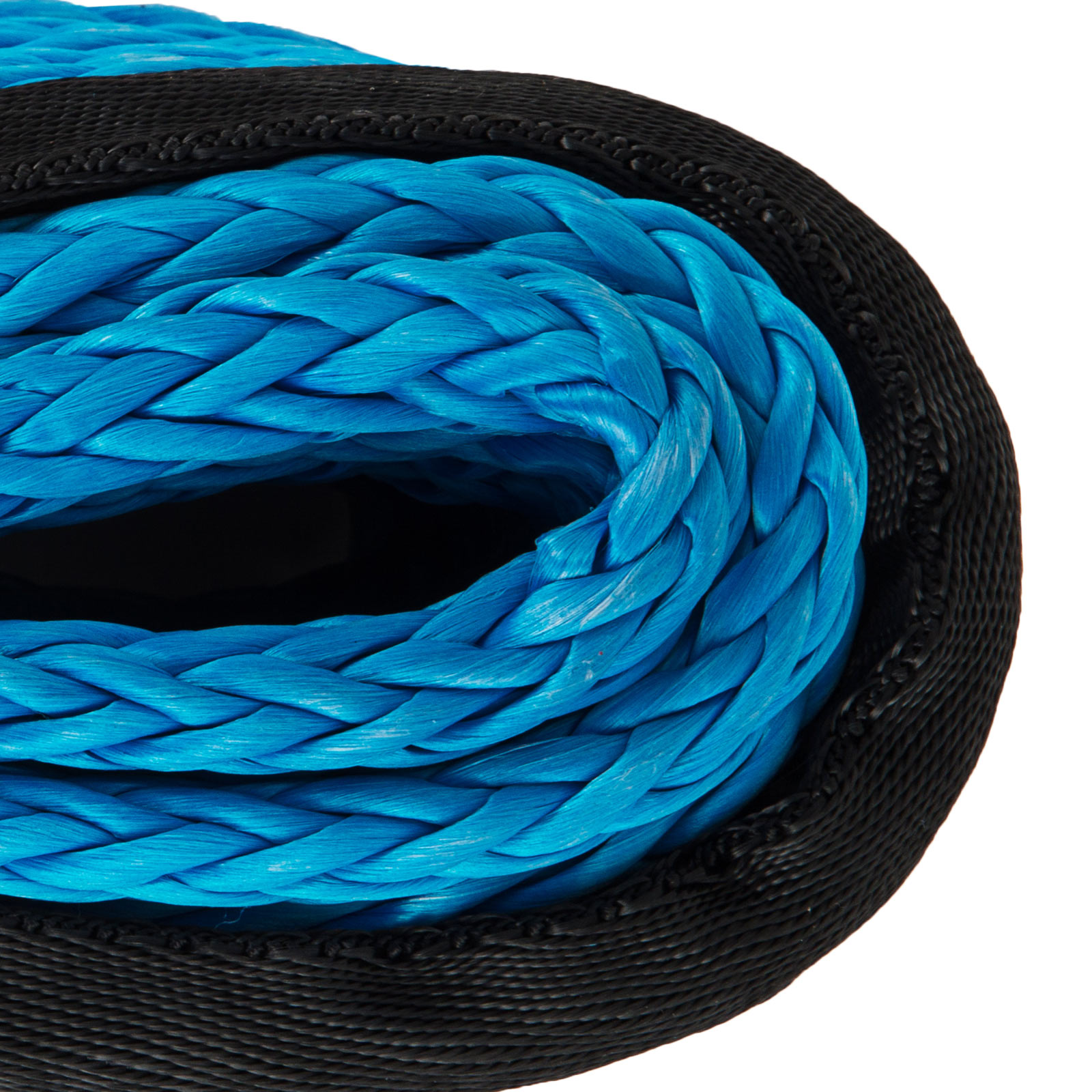 92ft*1//2 Dyneema Rope Winch cable Climbing 12MMX28M Extension Rope