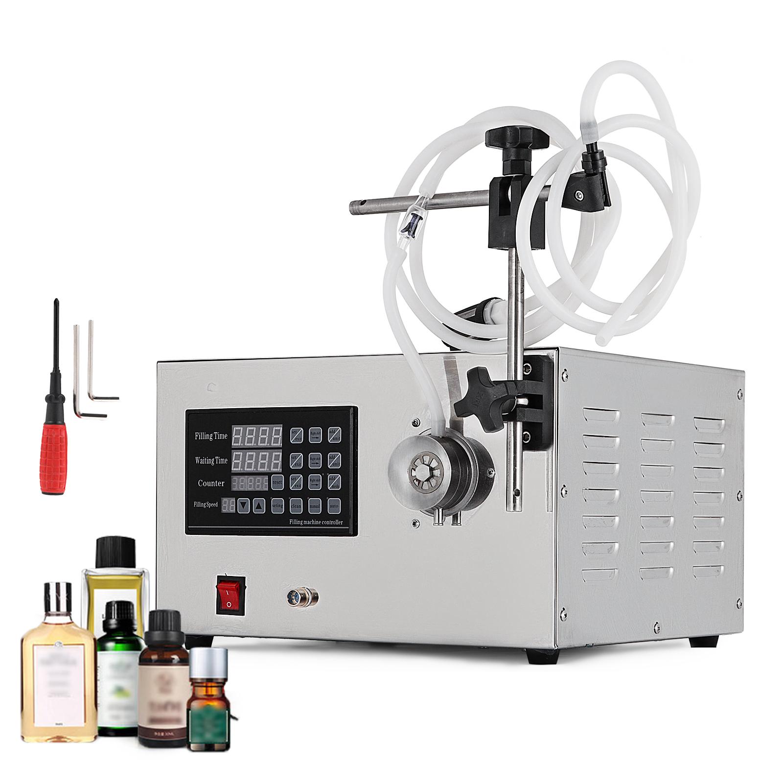 Liquid-Filling-Machine-Filler-Remplissage-2-3500ML-50-500ML-INDUSTRY-SUPPLY miniature 97