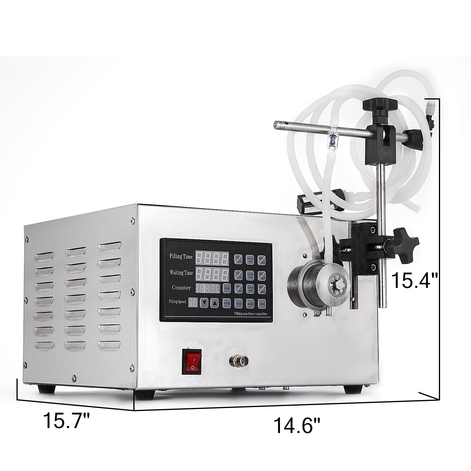 Liquid-Filling-Machine-Filler-Remplissage-2-3500ML-50-500ML-INDUSTRY-SUPPLY miniature 98