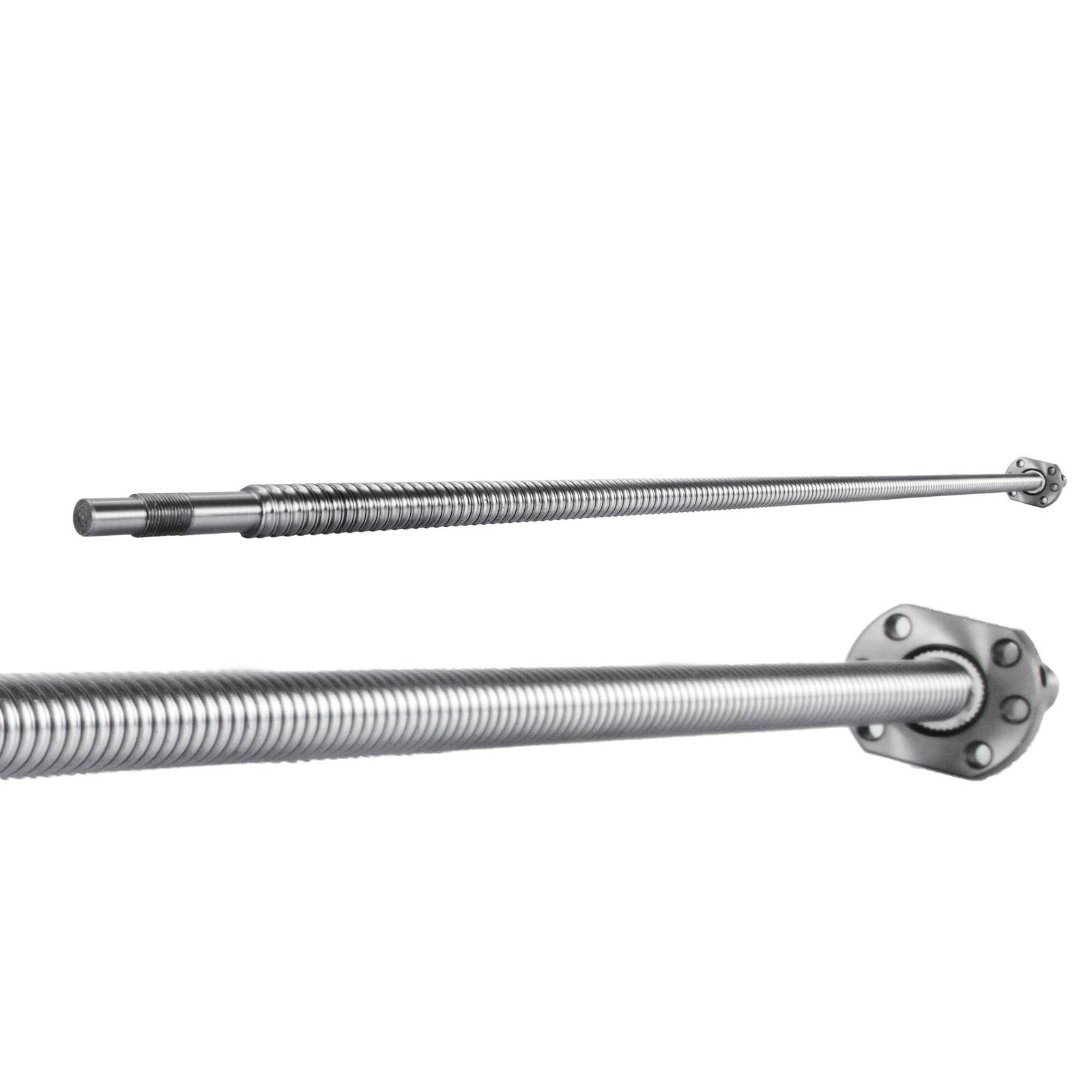 SFU1605-350-1500mm-Rolled-Ball-Screw-With-Ballnut-For-BK-BF12-End-Machined-CNC thumbnail 64