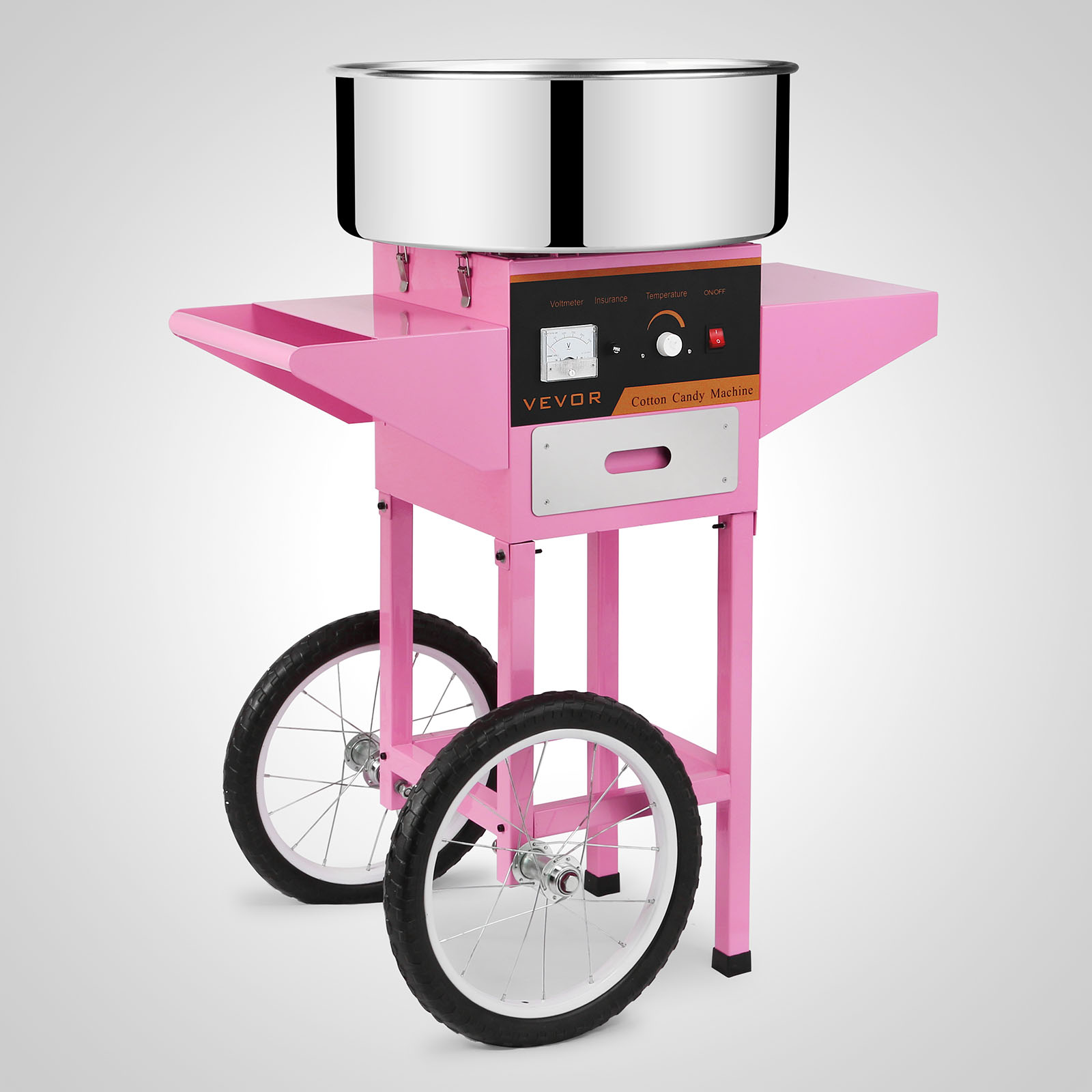1030W Electric Commercial Cotton Candy Maker Fairy Floss ...