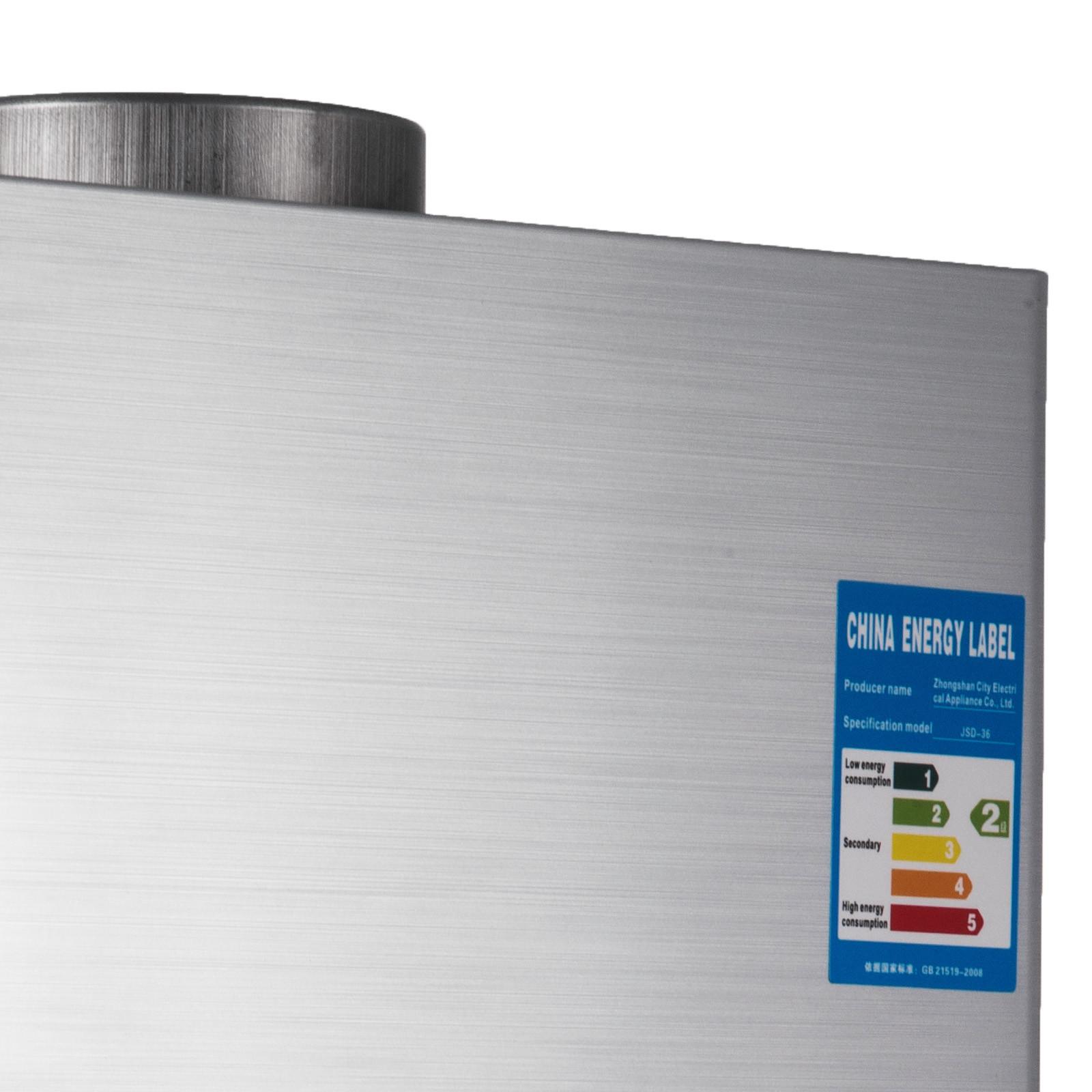 Propangas-Gas-Durchlauferhitzer-Warmwasserbereiter-Boiler-Warmwasserspeicher Indexbild 67