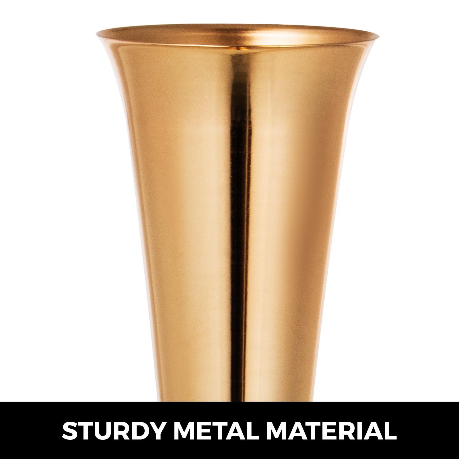 Trumpet-Vase-Flower-Vases-Centerpiece-29-5-034-22-034-for-Party-Celebration-Events thumbnail 50