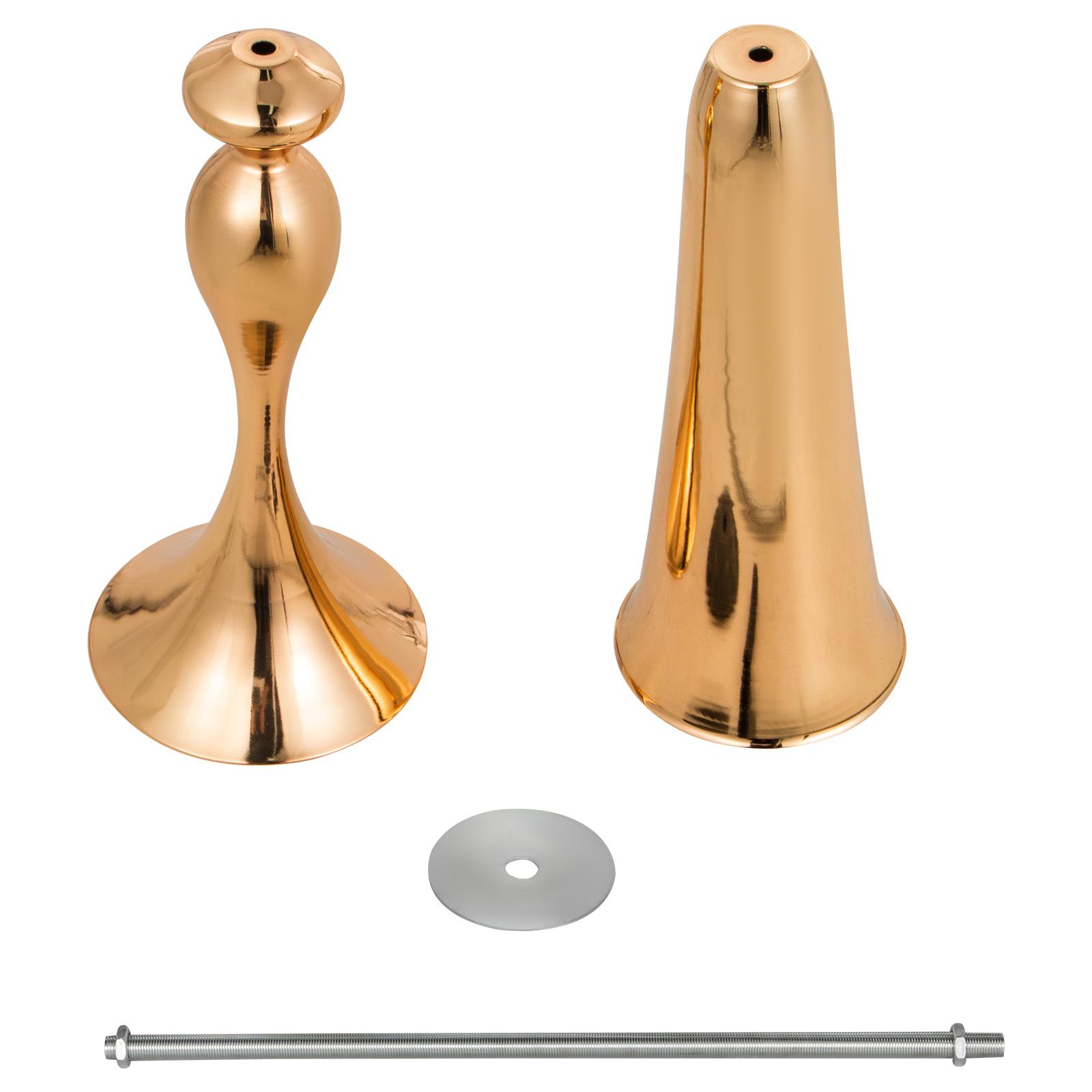 Trumpet-Vase-Flower-Vases-Centerpiece-29-5-034-22-034-for-Party-Celebration-Events thumbnail 57