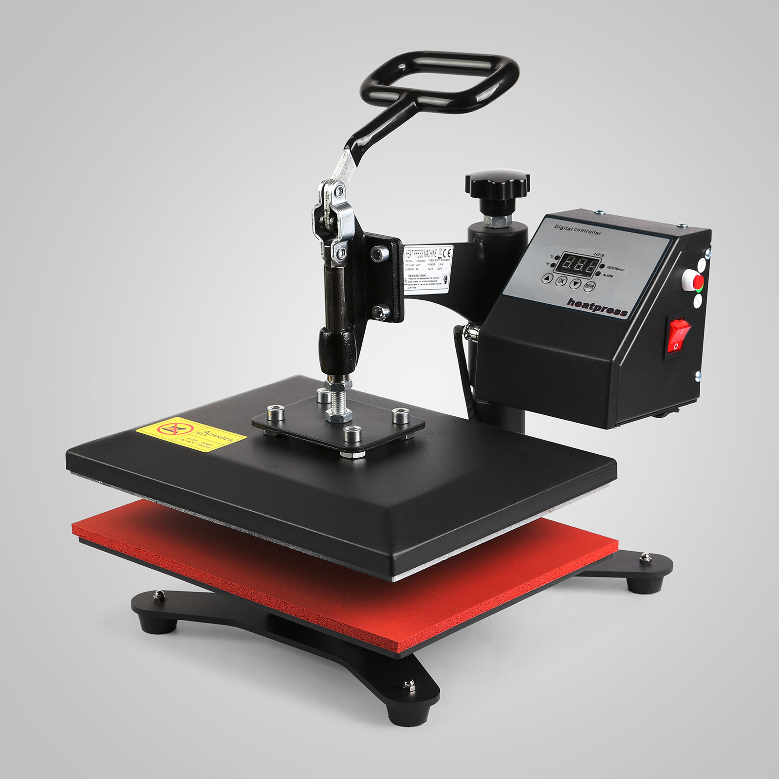 DIGITAL HEAT PRESS MACHINE T-SHIRT SUBLIMATION PRINTER ...