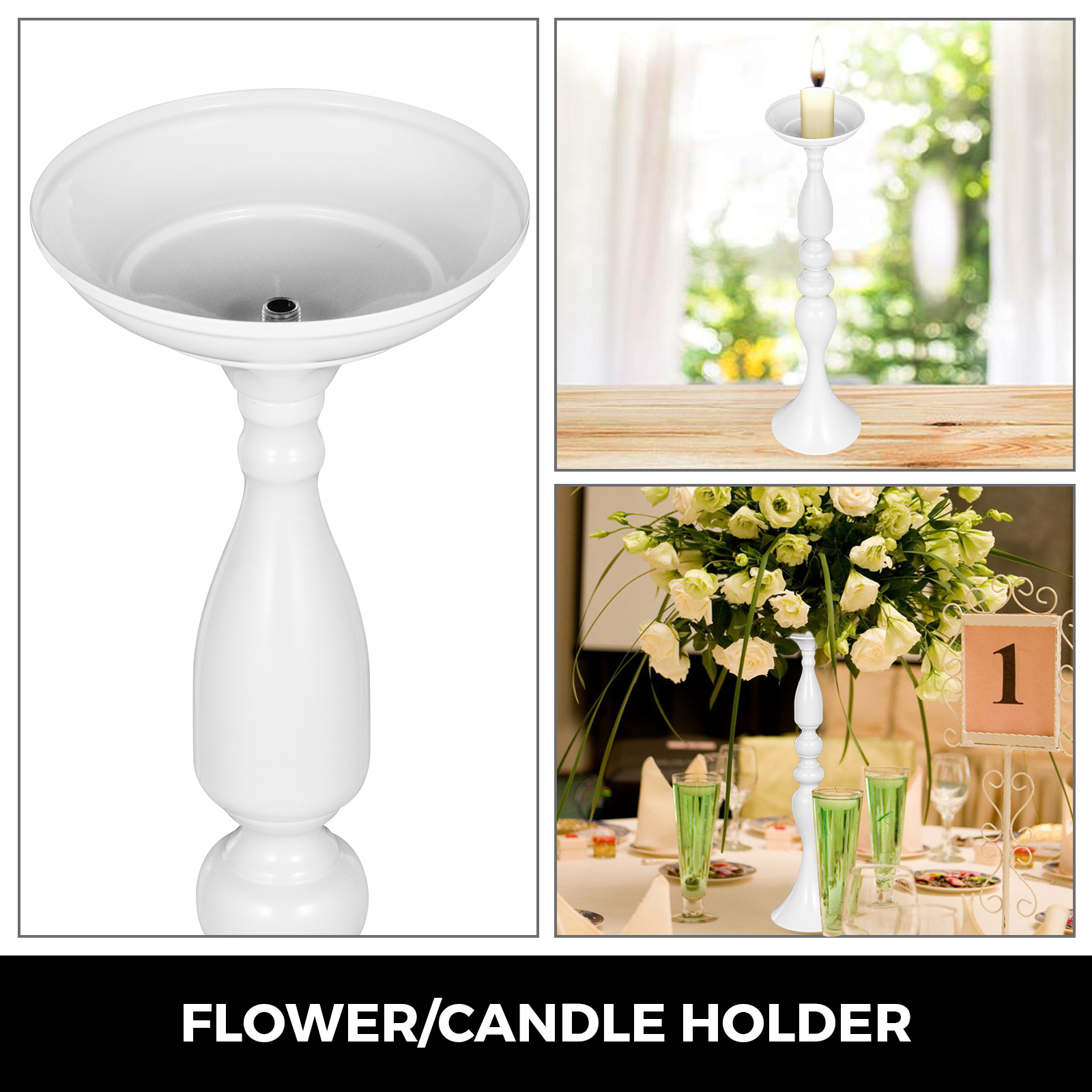Flower-Rack-for-Wedding-Metal-Candle-Stand-4-11pcs-Centerpiece-Flower-Vase thumbnail 135