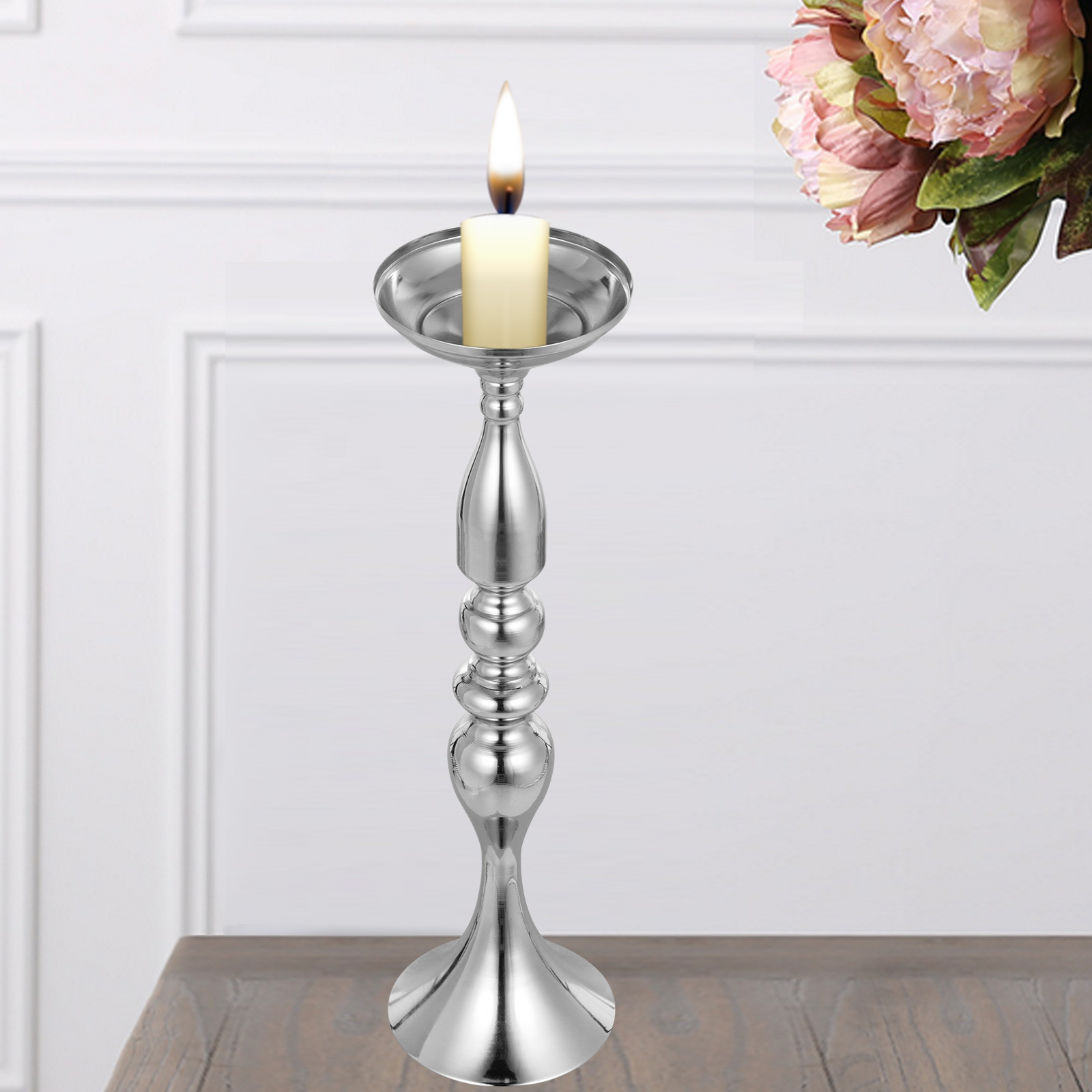Flower-Rack-for-Wedding-Metal-Candle-Stand-4-11pcs-Centerpiece-Flower-Vase thumbnail 130