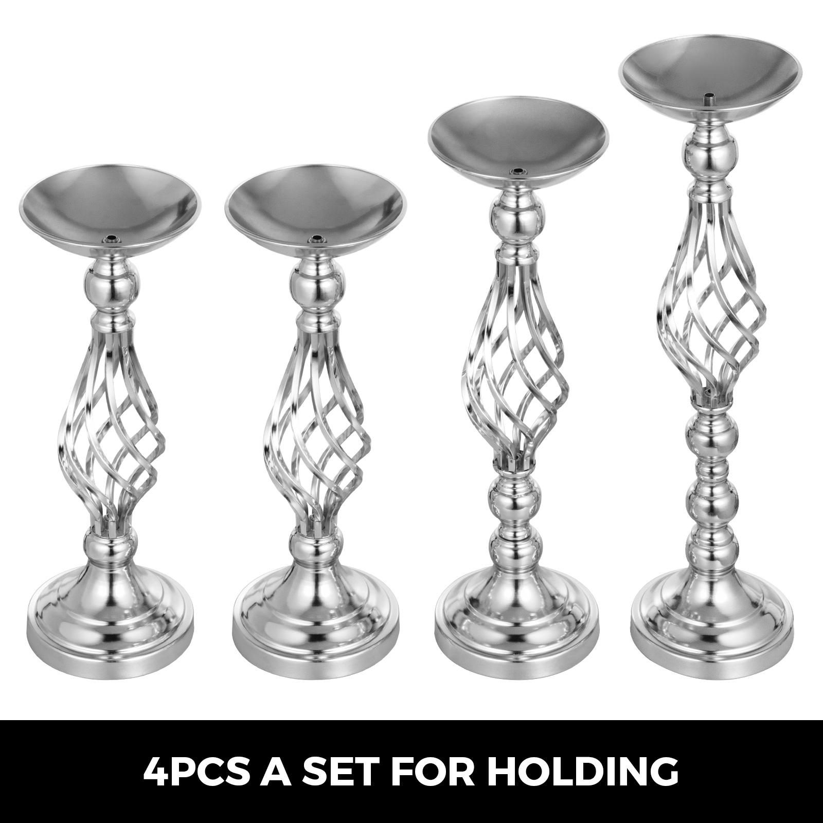 Flower-Rack-for-Wedding-Metal-Candle-Stand-4-11pcs-Centerpiece-Flower-Vase thumbnail 88