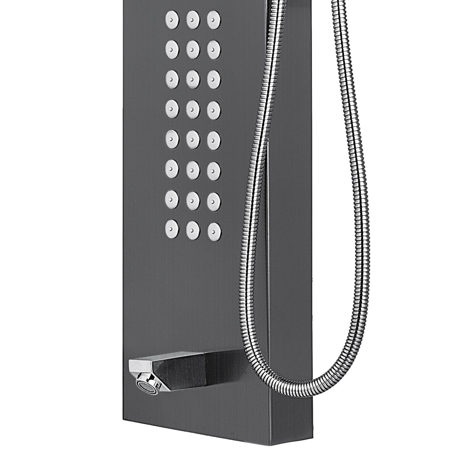 Pannello-doccia-idromassaggio-colonna-in-acciaio-inossidabile-con-miscelatore miniatura 107