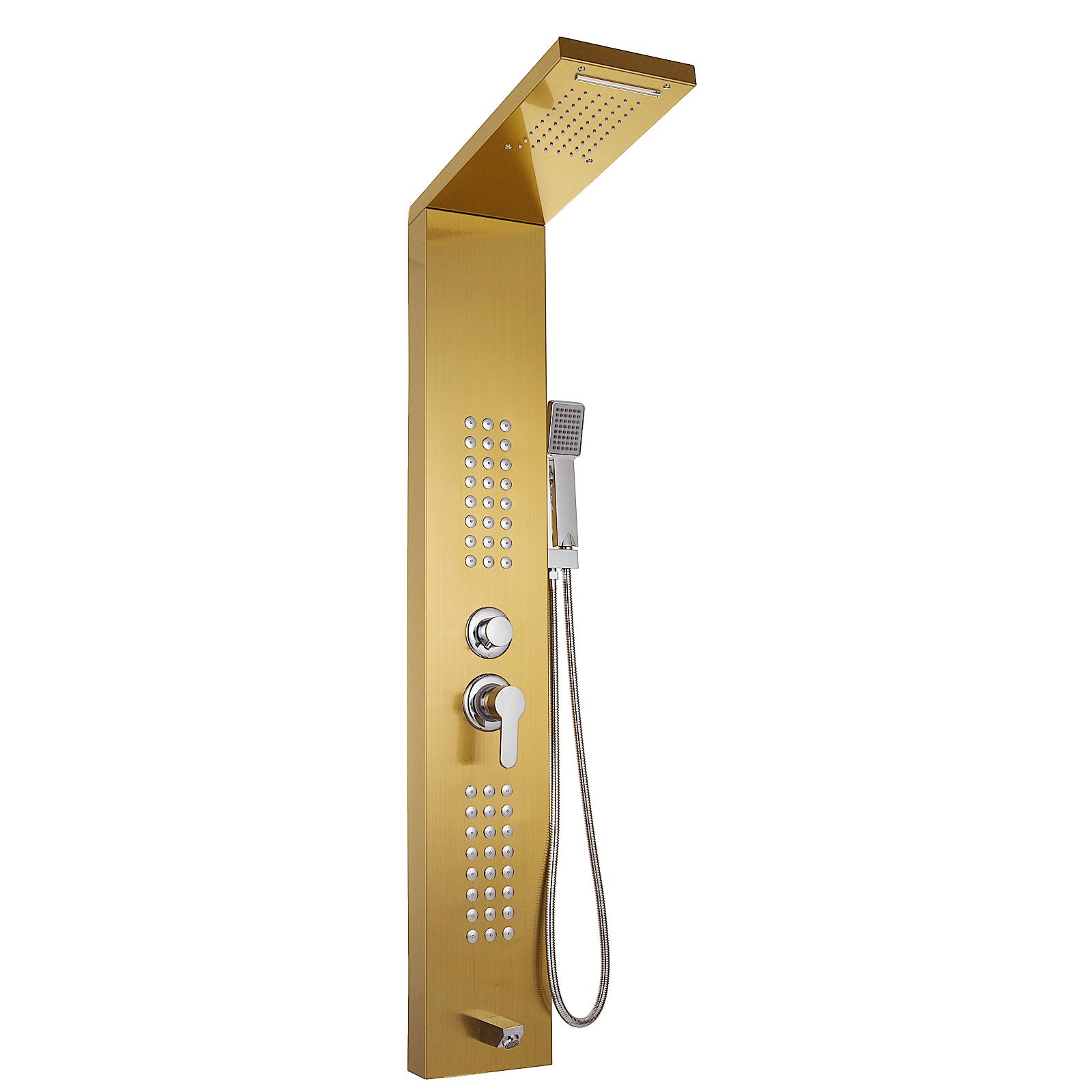 Pannello-doccia-idromassaggio-colonna-in-acciaio-inossidabile-con-miscelatore miniatura 88