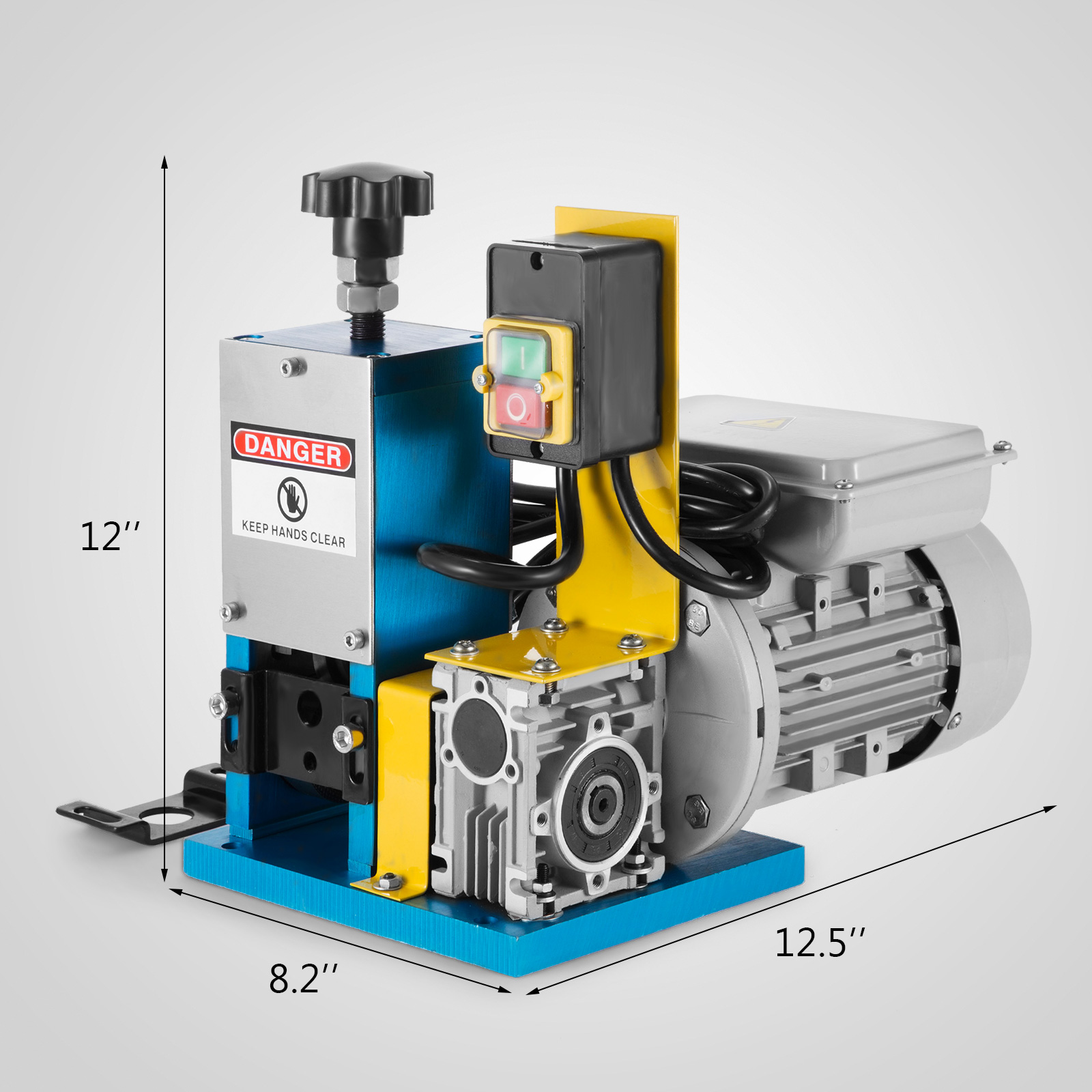 Portable Powered Electric Wire Stripping Machine Metal