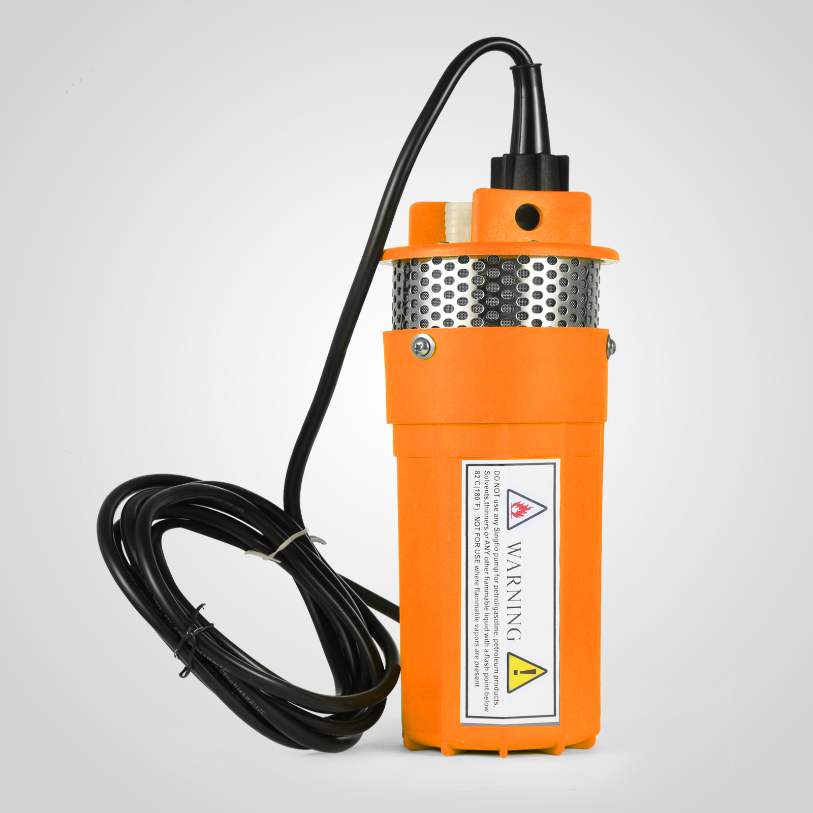 24v 70m Lift Submersible Dc Solar Well Water Pump