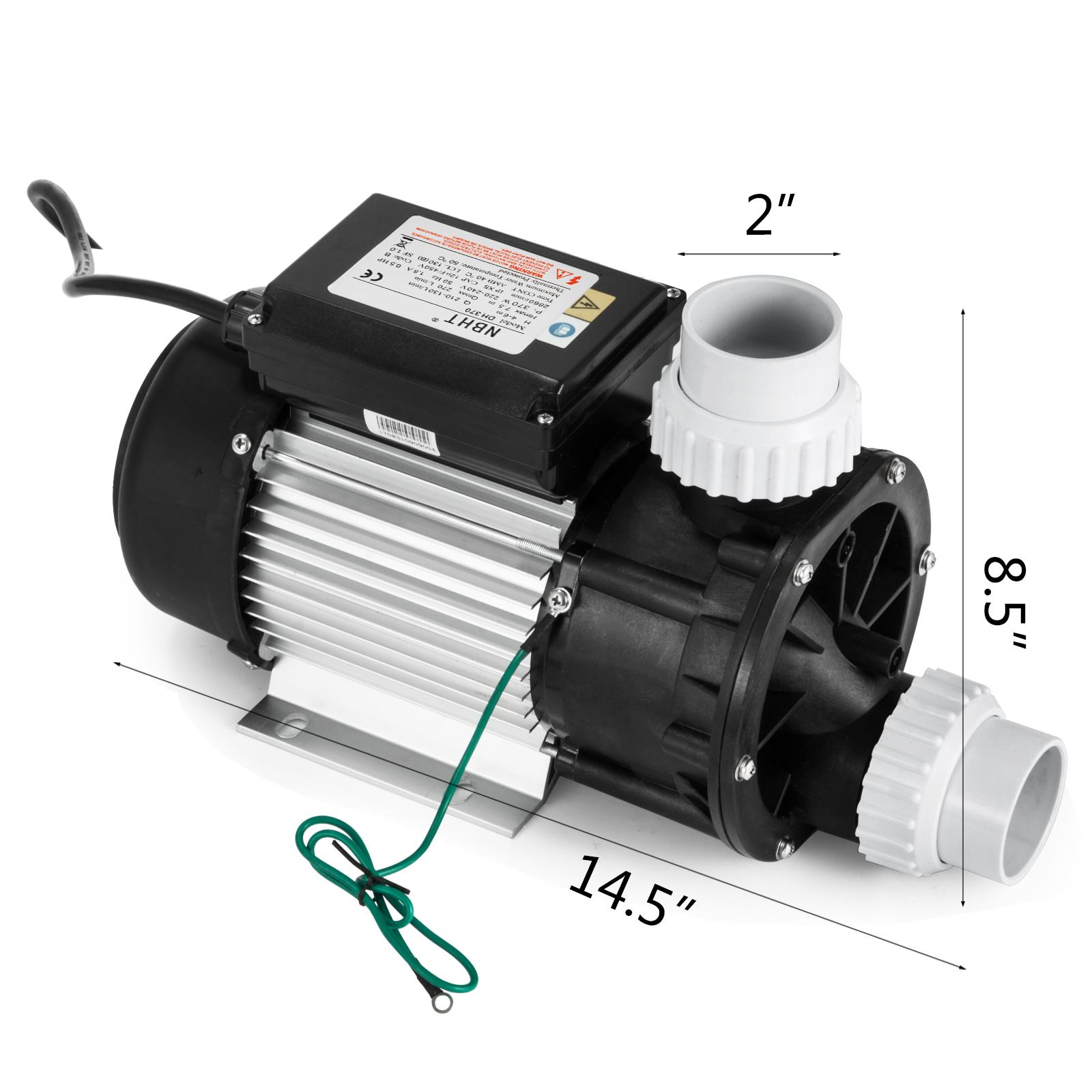 Whirlpool LX pré 2008 /& DH1.0 Pompe Kit De Joint pour Jacuzzi Spa Baignoire