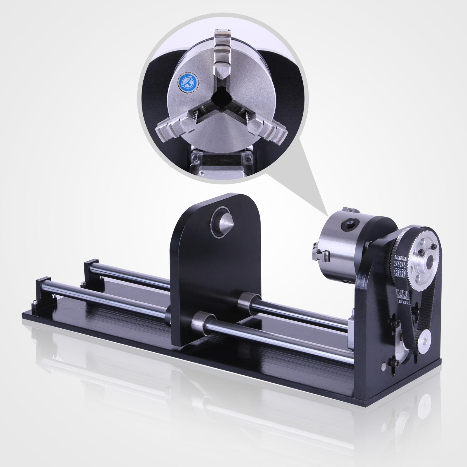 Macchina-per-Incisione-Laser-CO2-40-130W-Asse-Rotante-Tagliatrice-Incisore miniatura 84