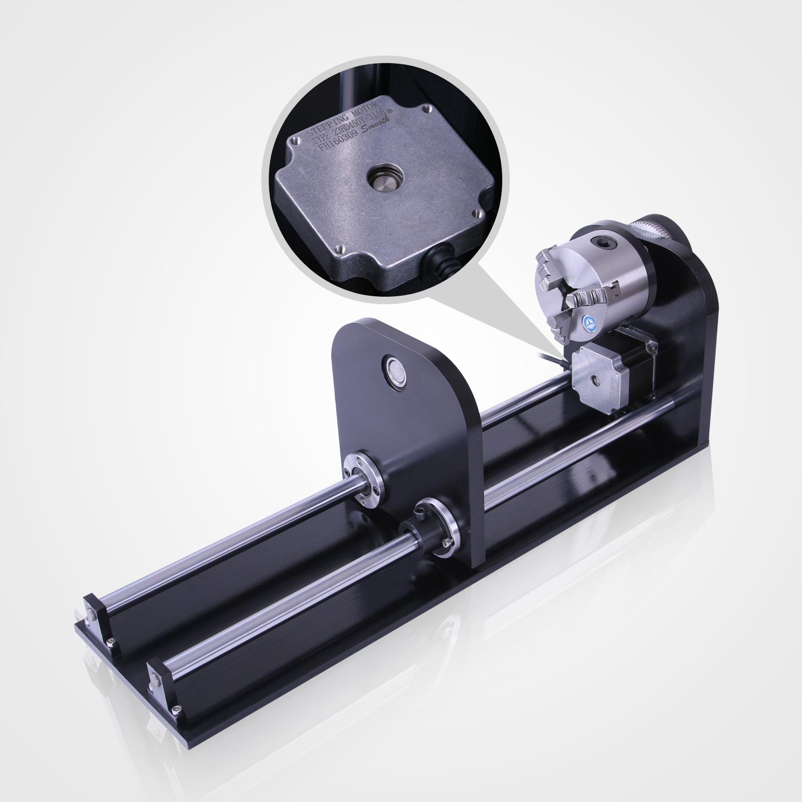 Macchina-per-Incisione-Laser-CO2-40-130W-Asse-Rotante-Tagliatrice-Incisore miniatura 90