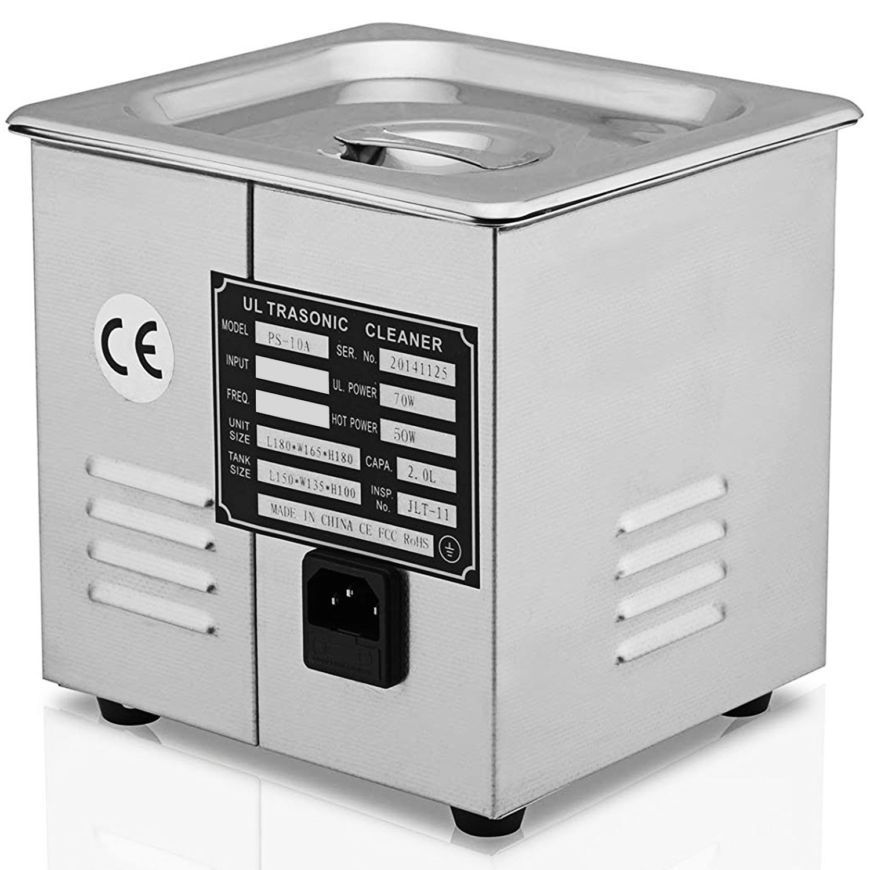 Vaschetta-Vasca-Ultrasuoni-Lavatrice-Pulitore-Ad-Ultrasuoni miniatura 15