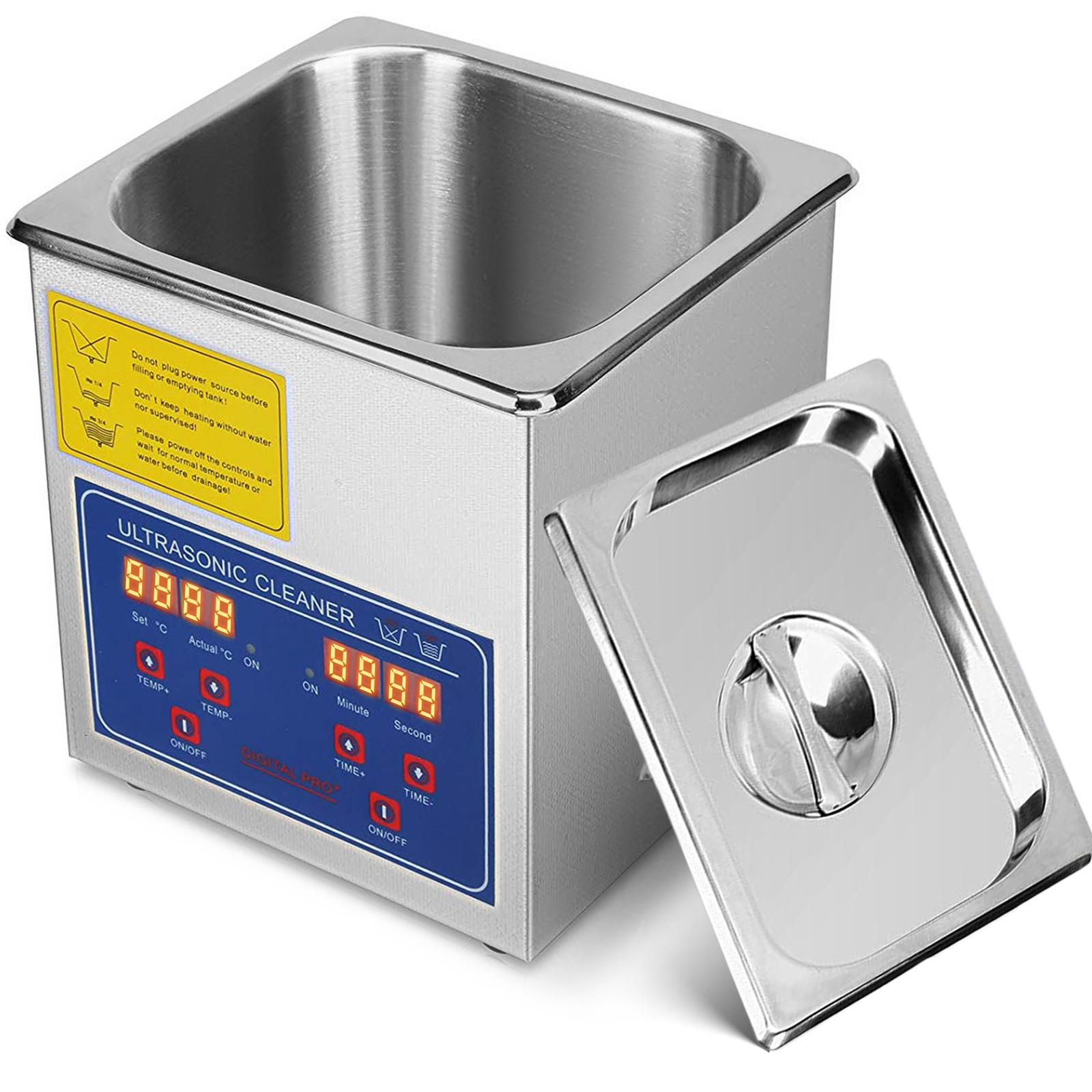 1.3L -30L Pulitore Ad Ultrasuoni Lavatrice Pulitore Vasca Ultrasuoni