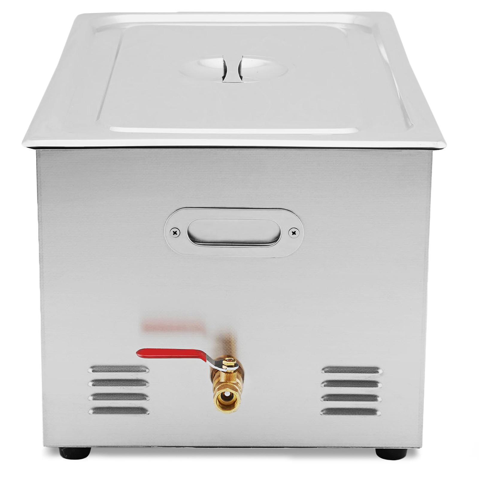 Vaschetta-Vasca-Ultrasuoni-Lavatrice-Pulitore-Ad-Ultrasuoni miniatura 99